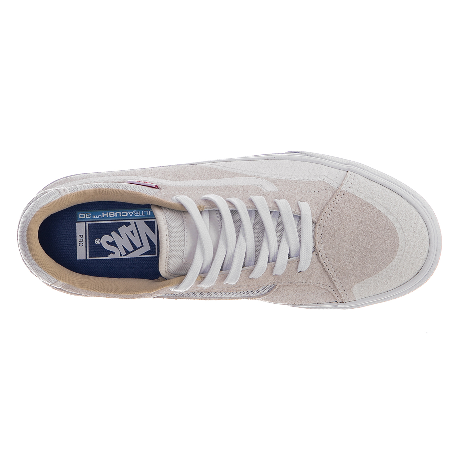 Vans Sneakers Tnt Advanced Advanced Advanced Prot Marshmallow Beige | Forme élégante