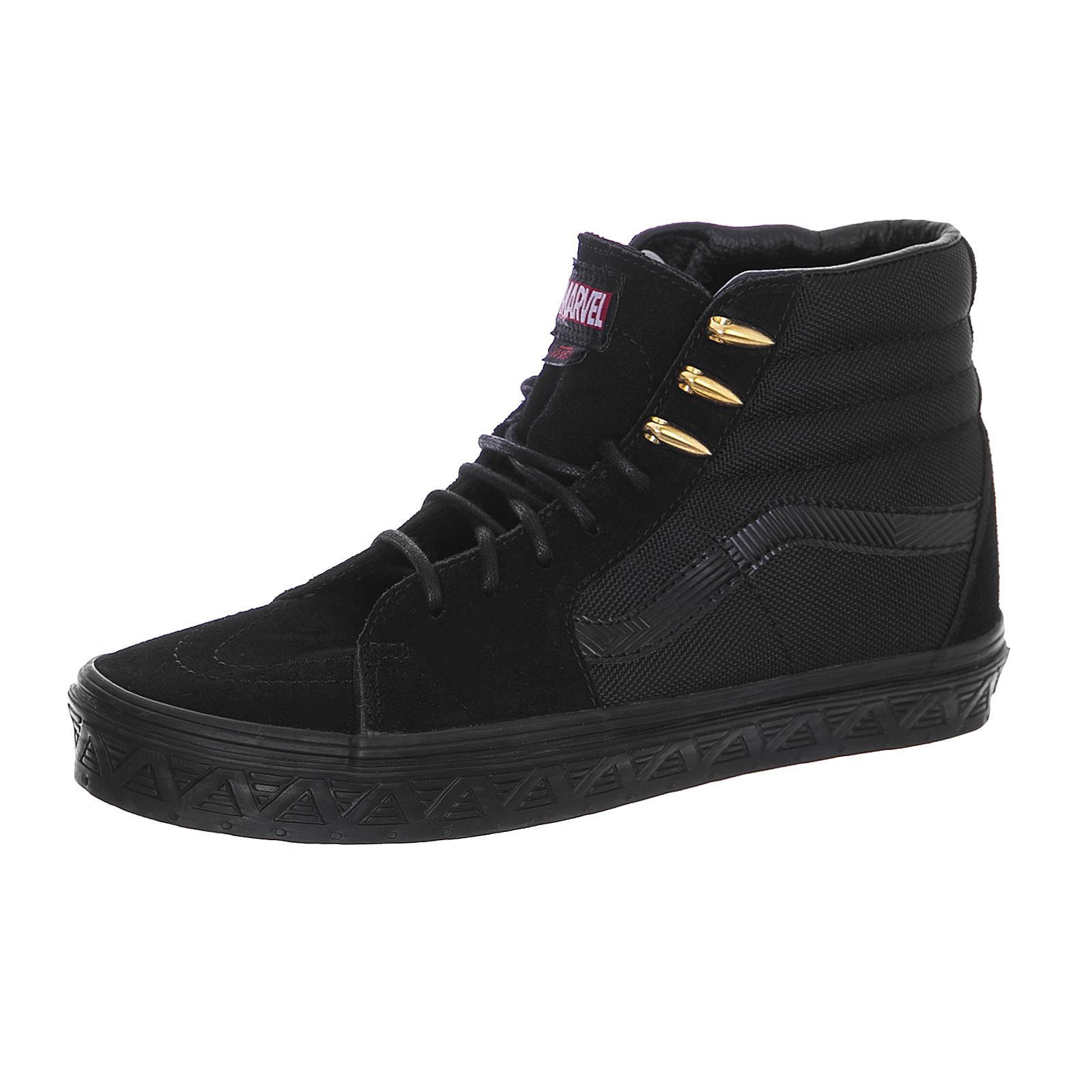Vans Turn  scarpe Ua sk8 -hallo (Marvel) nero Panther  nero nero  il più economico