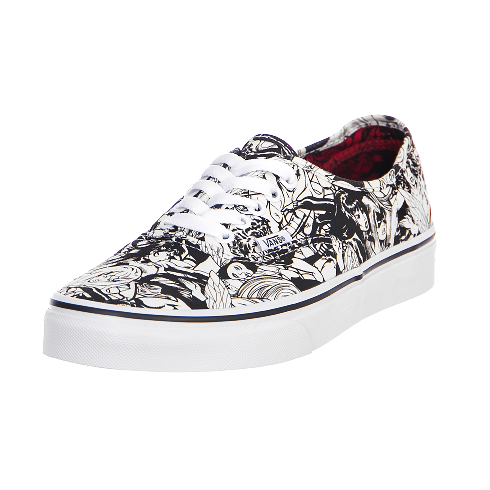 Vans Sneakers Bianco Ua Authentic (Marvel) Mul Bianco Sneakers 3484e0