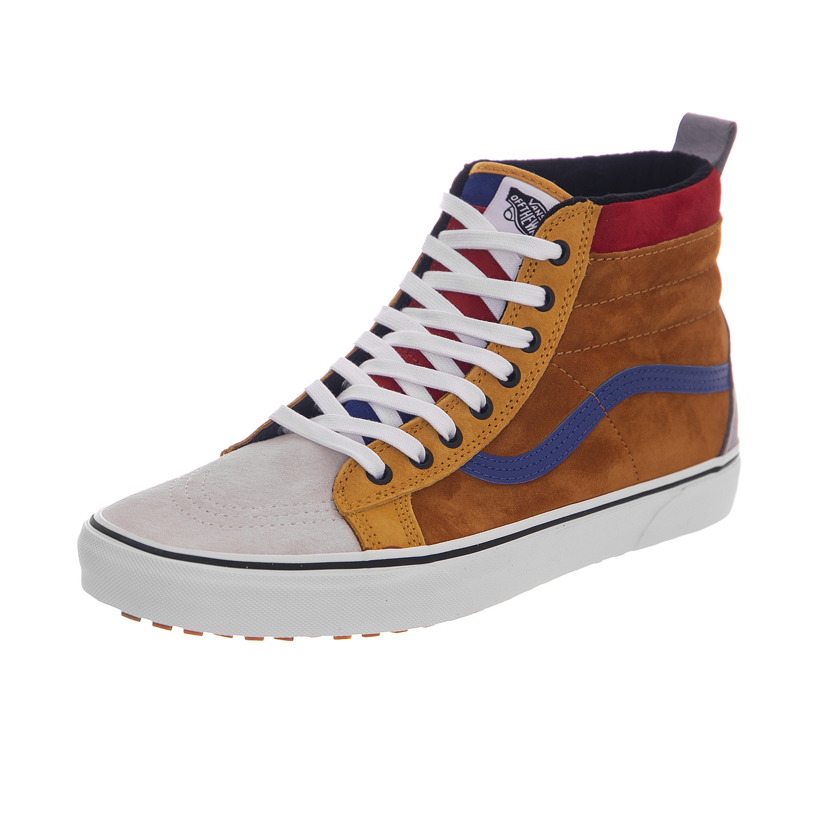 Vans Sneakers U Sk8-Hi Mte (Mte) Sudan Brown Mazarine Blue Multicolor 07d6c6451