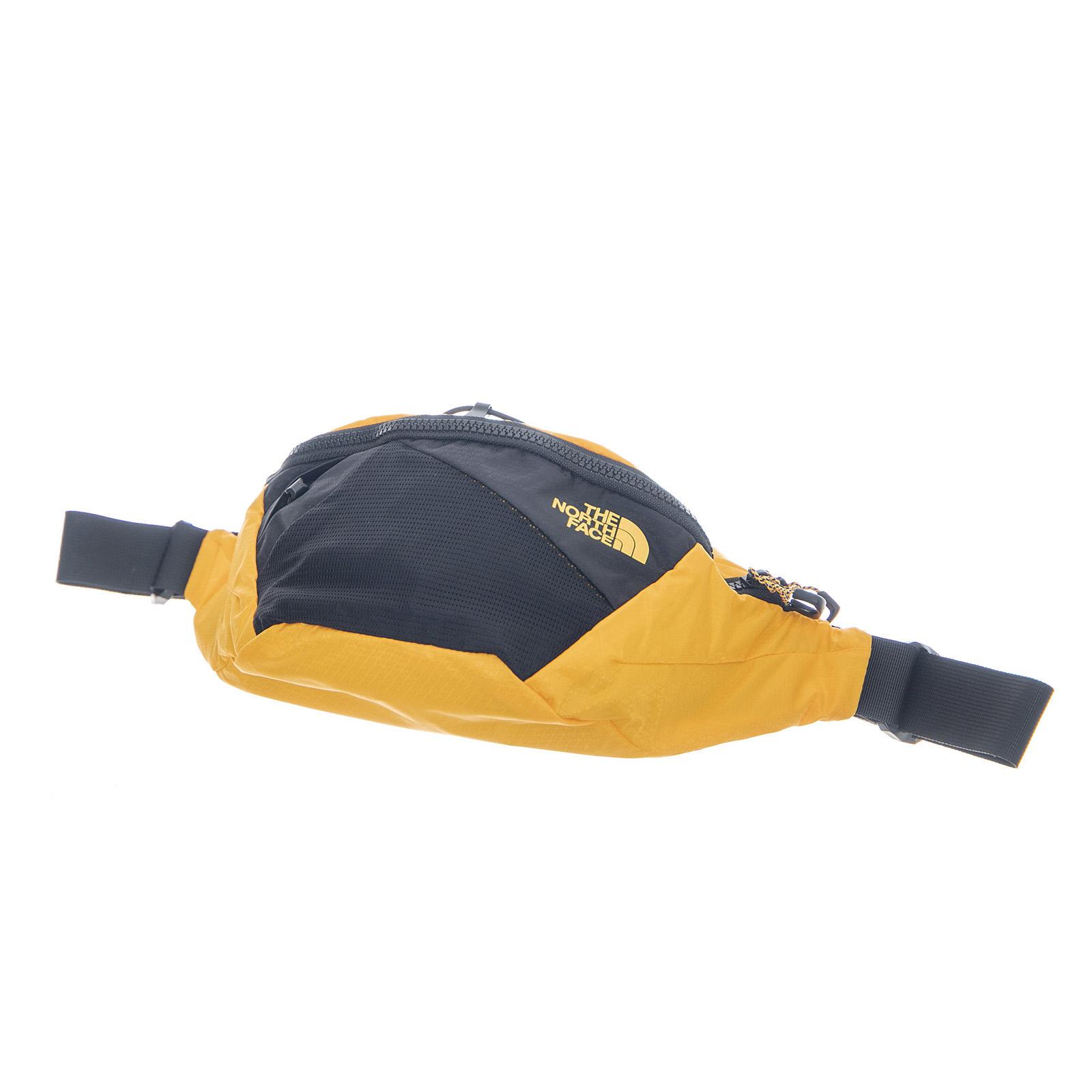 0fa3e55ef Details about The North Face Lumbnical Lumbar Bum bag Small - Zinnia  Orange/Tnf Black Bum bag