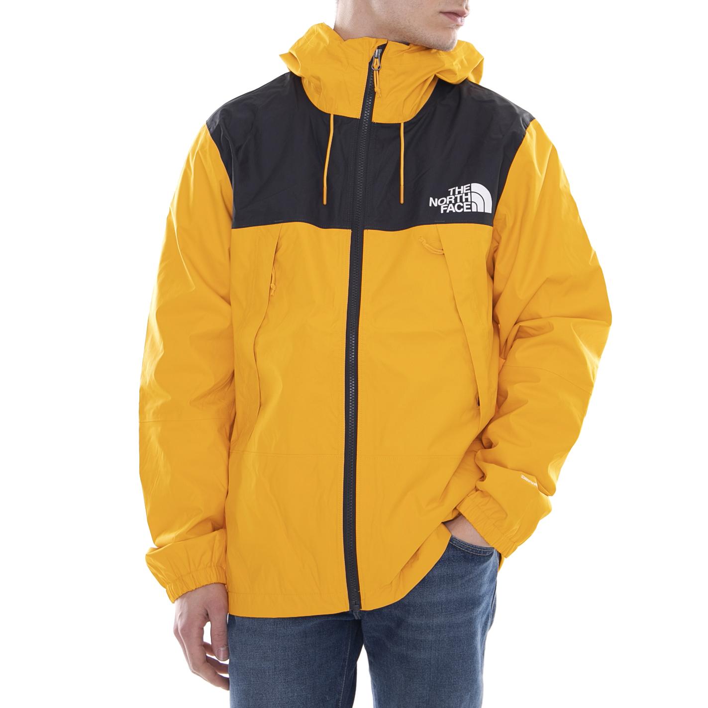 5d6099fae Details about The north face jacket m 1990 mountain q jacket zinnia orange  orange