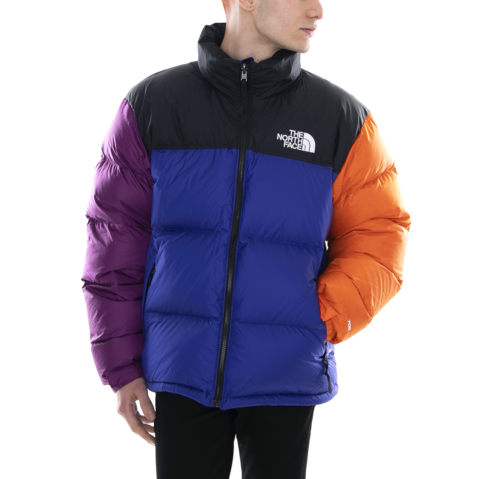 524137100d The north face giacche  92 rage collection - m 1996 retro nuptse jacket  aztec blue