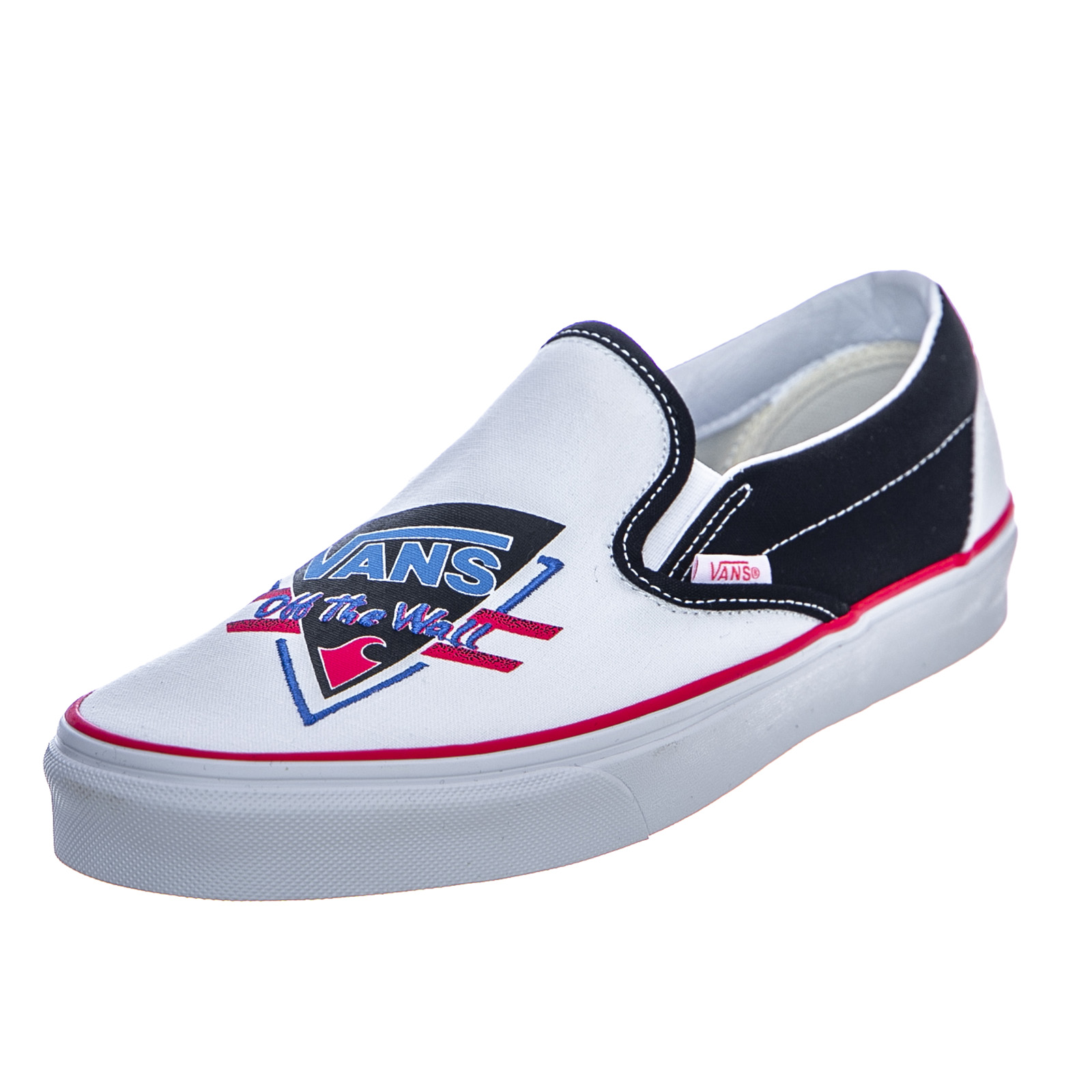 wholesale dealer e6c96 bfcb2 Details about Vans Ua California Native Classic - True White / Tea Berry -  Shoes Slip-On