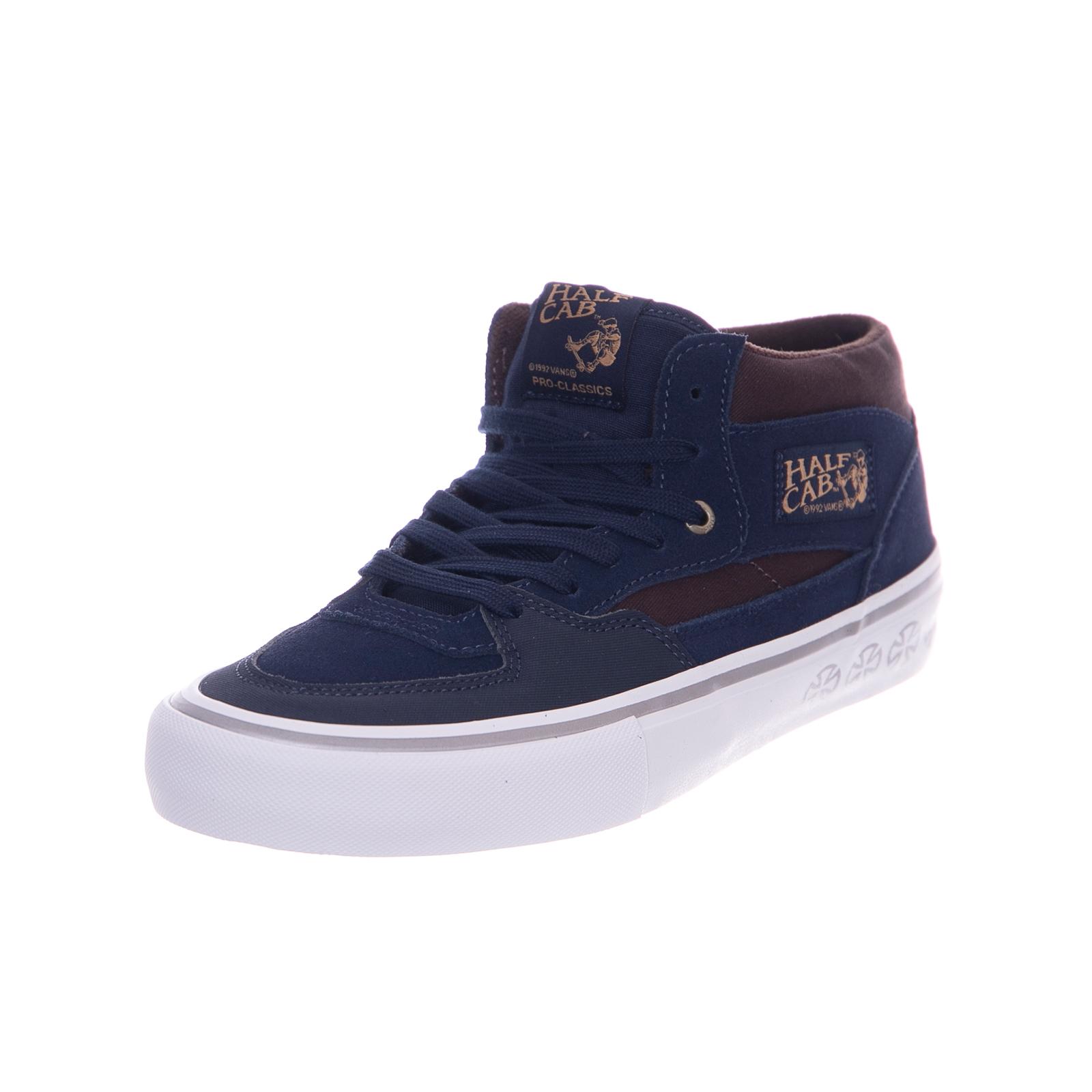 f60e3fd368 Vans Sneakers Half Cab Pro Independent Dress Blues Demitasse Multicolor