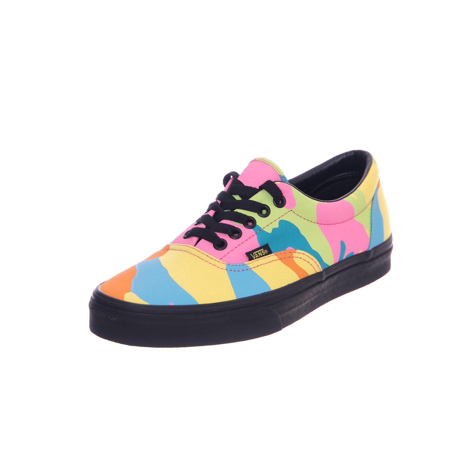 88093efbcab377 Vans Sneakers Ua Era Neon Camo Multicolor