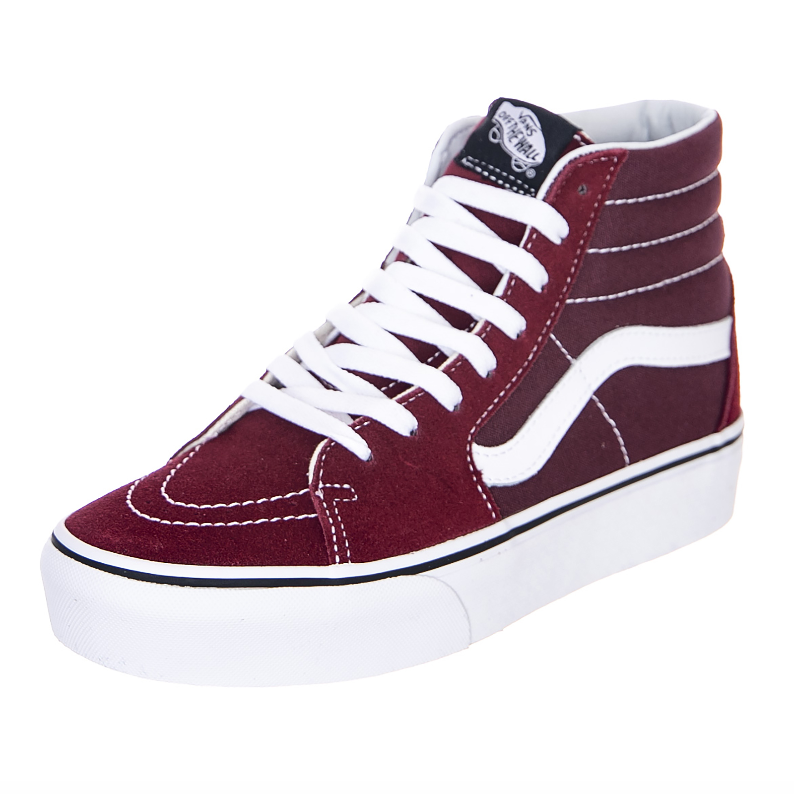 best sneakers a4b4b e4f5d vans bordeaux donna
