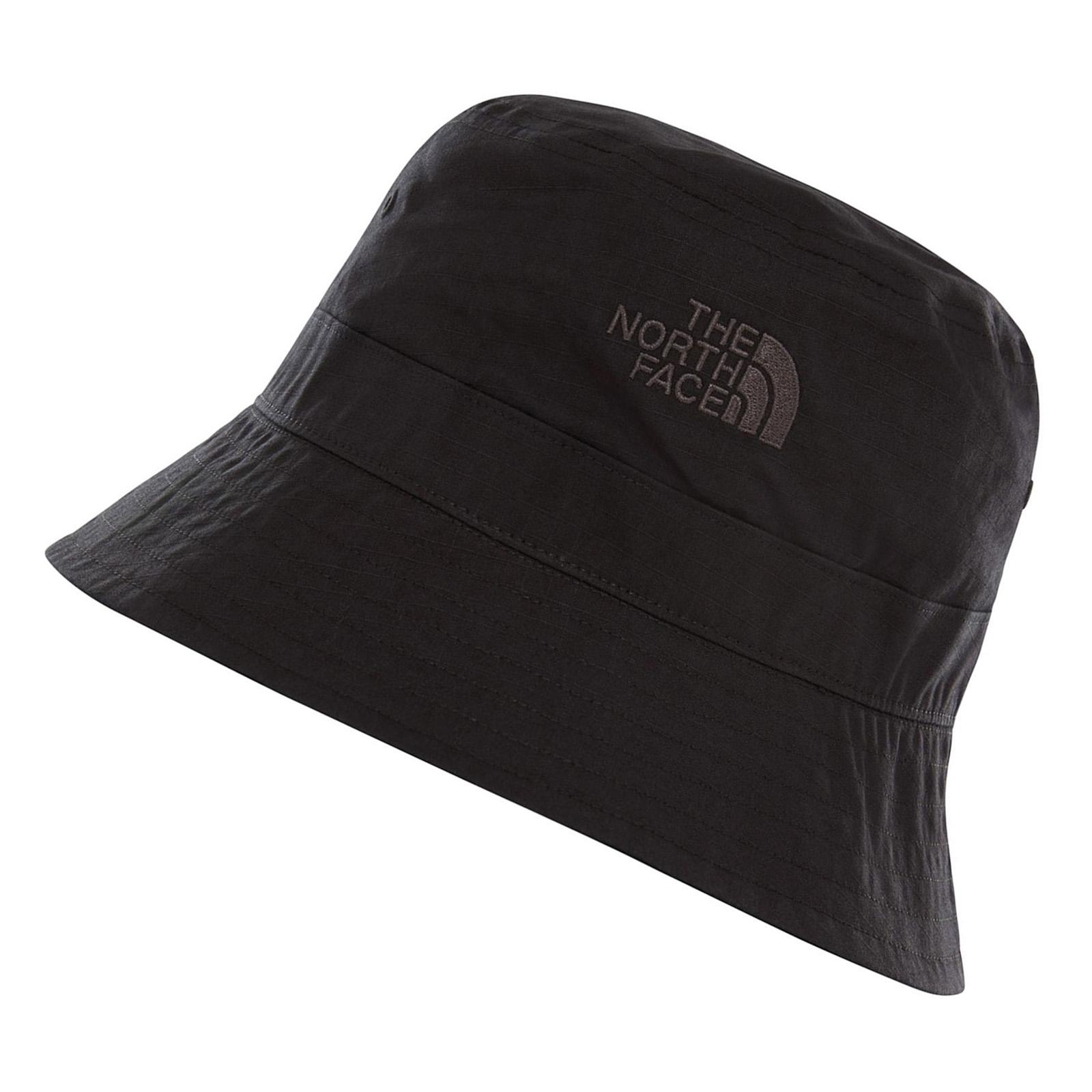The North Face Cotton Bucket Hat - Black - Cappello Da Pescatore Nero d330e7e6a556