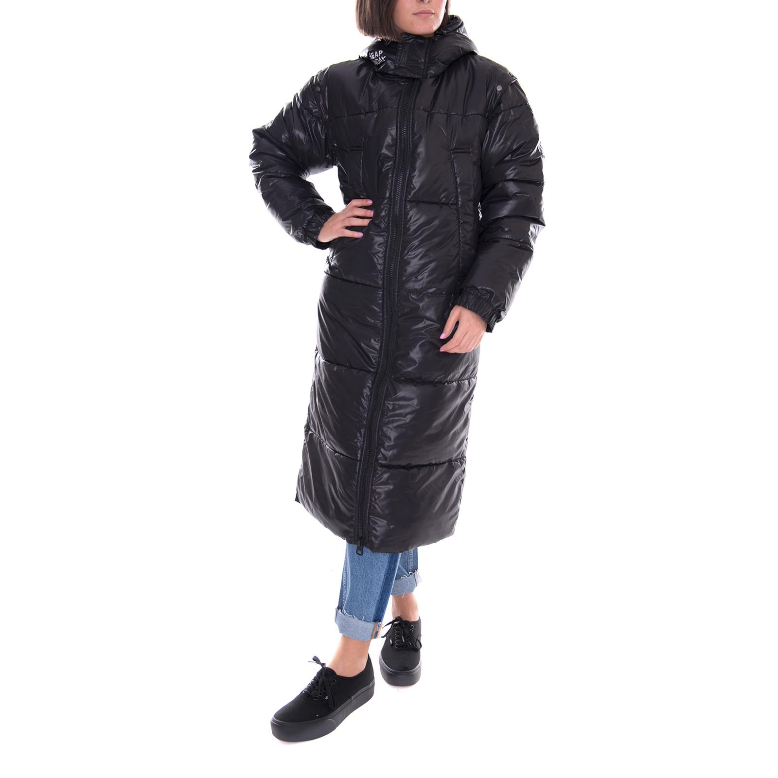 Ebay Black Giacche Monday Sender Nero Coat Cheap Sleeping 0w50q