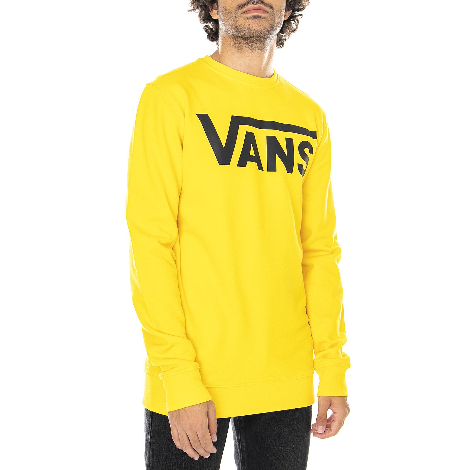 vans uomo gialle