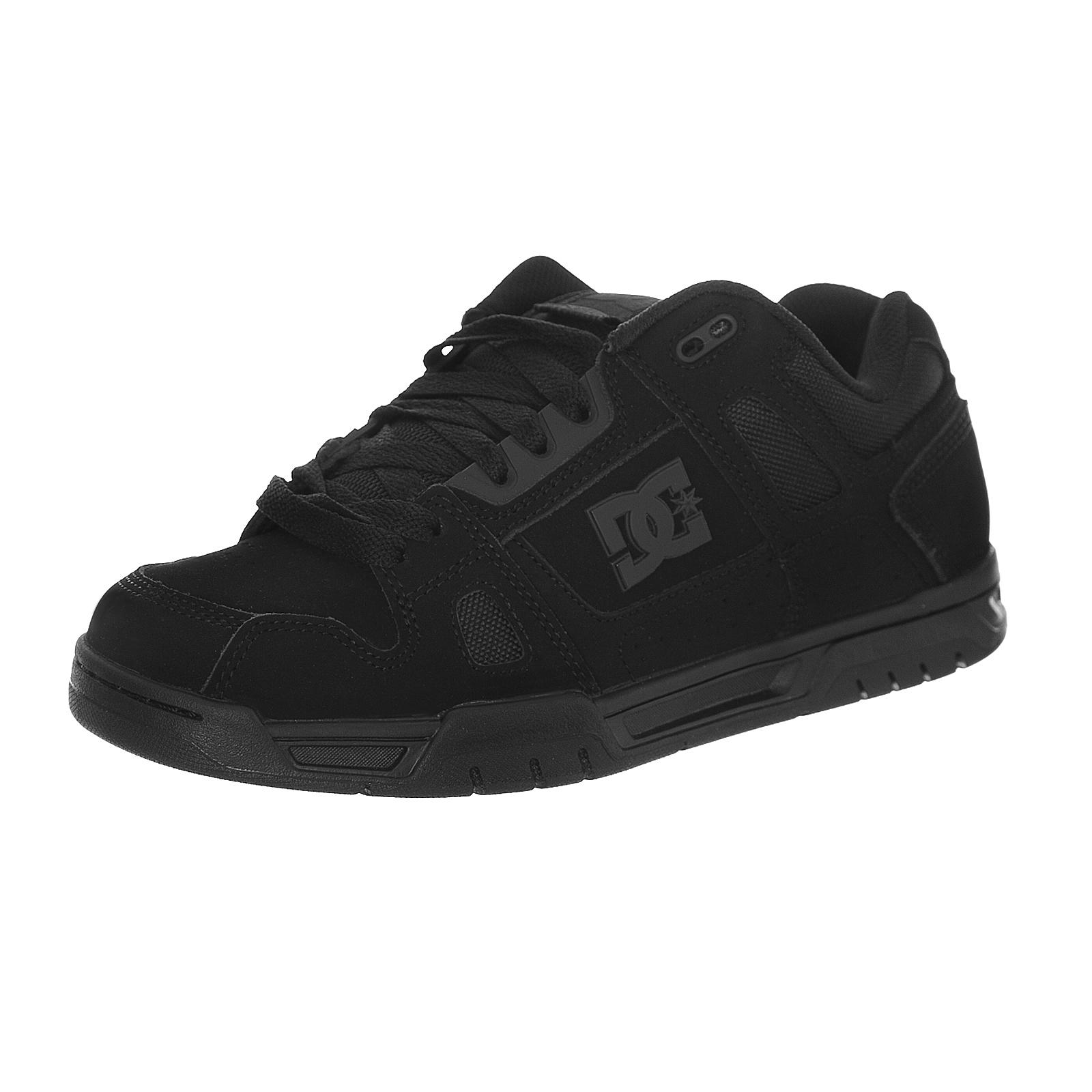 Dc scarpe da ginnastica Dc scarpe Stag  Nero