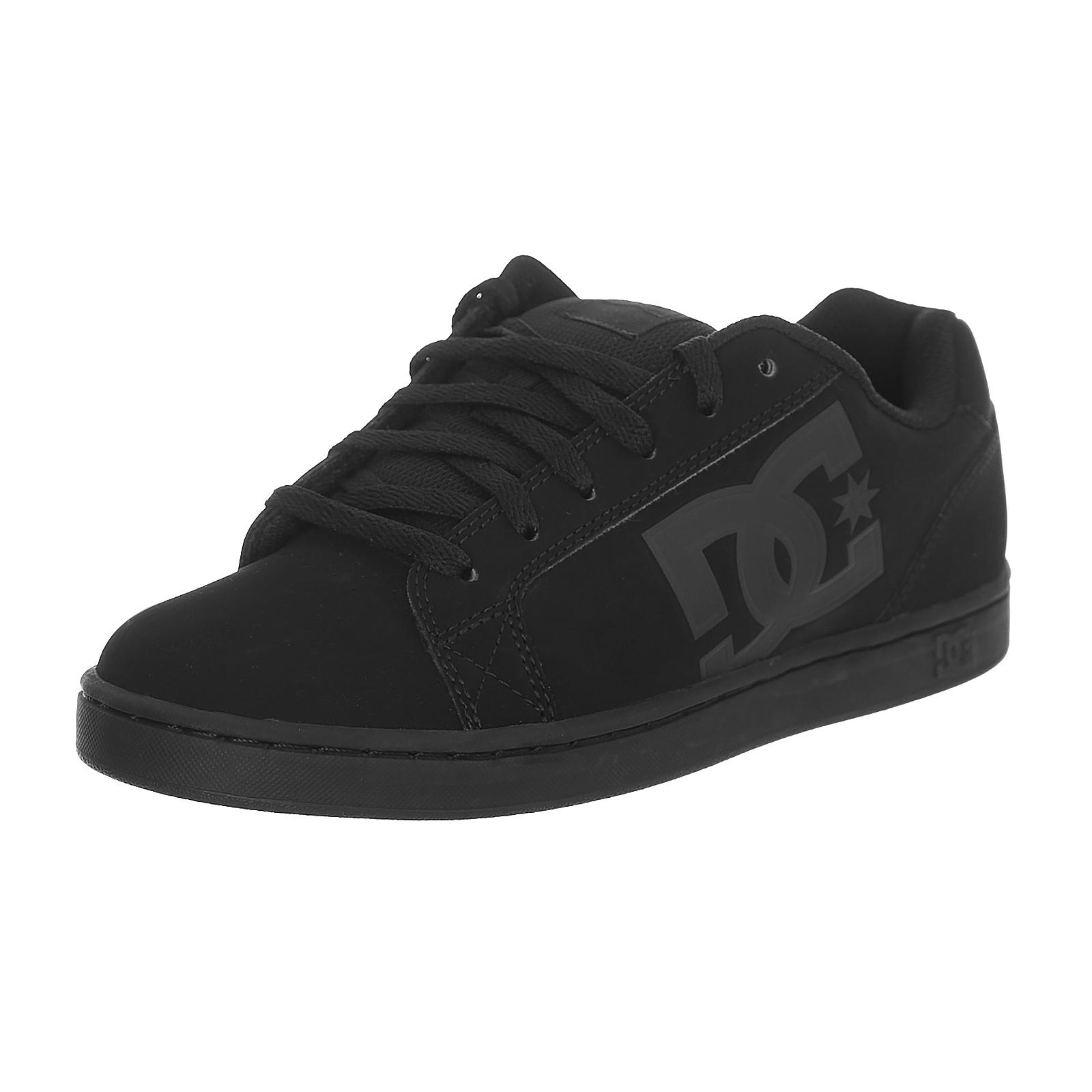 Dc Sneakers Dc Shoes Serial Graffik Black Black Black Nero  80f2f82612e