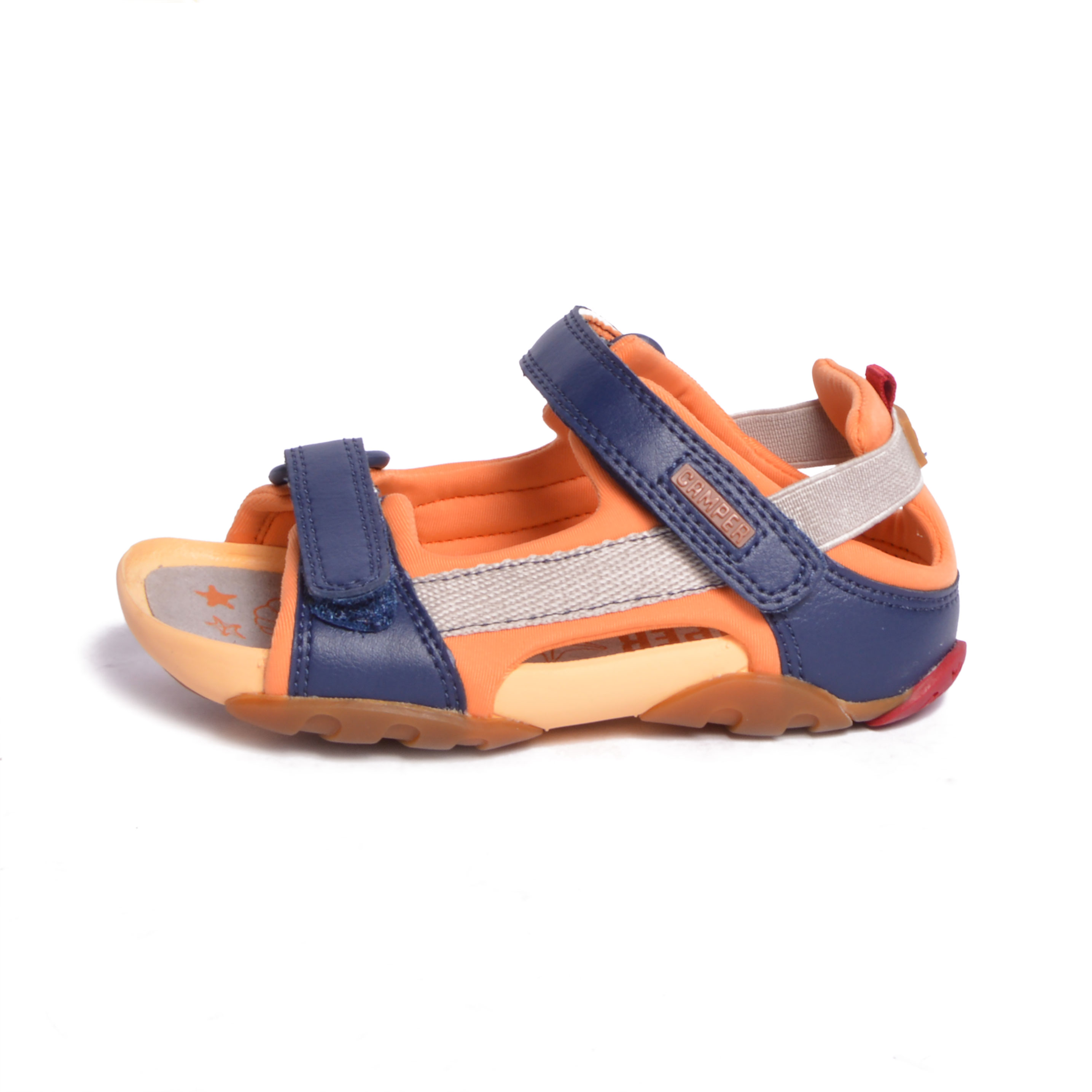 Watersafe,lightweight,comfy. Camper Ous Infant Boys Sandals In Navy