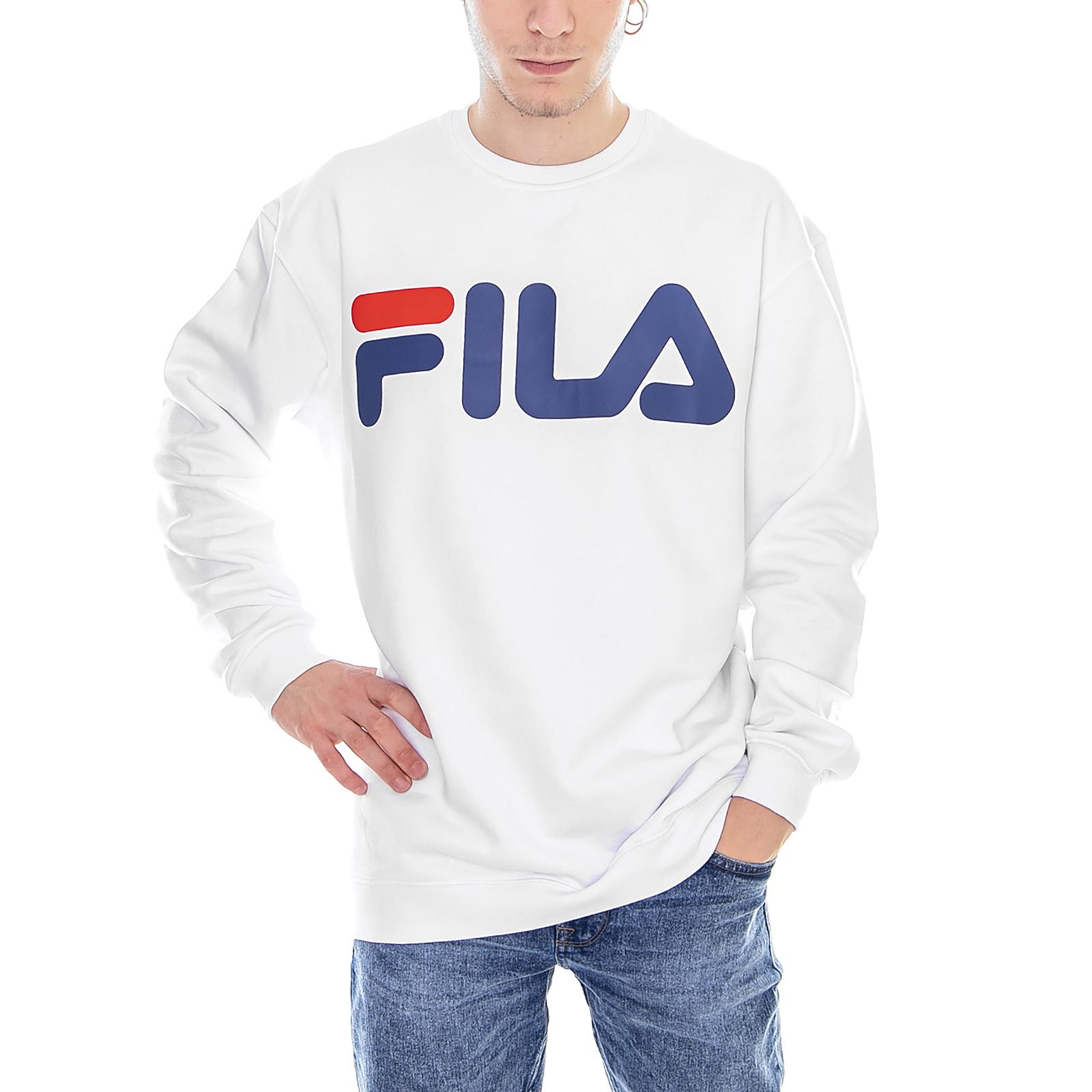 Fila felpa logo classic