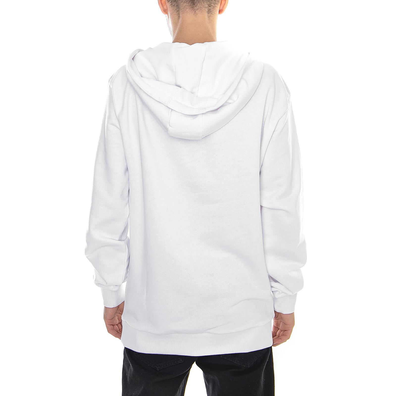 86ff4ad0 Fila Sweatshirts Men Shawn Hooded Sweat Bright White White | eBay