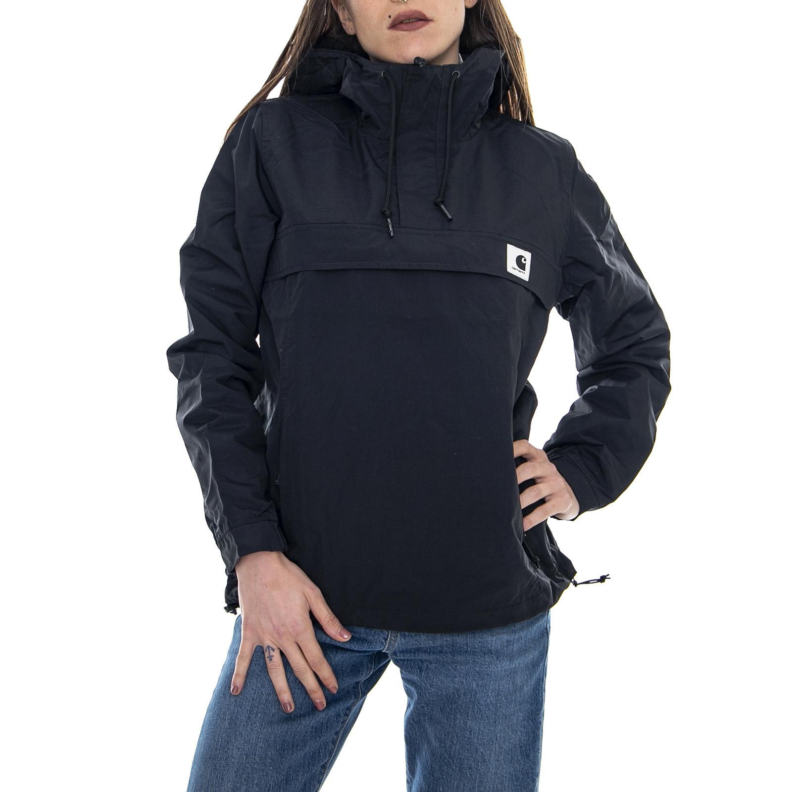 carhatt w nimbus pullover giacca donna