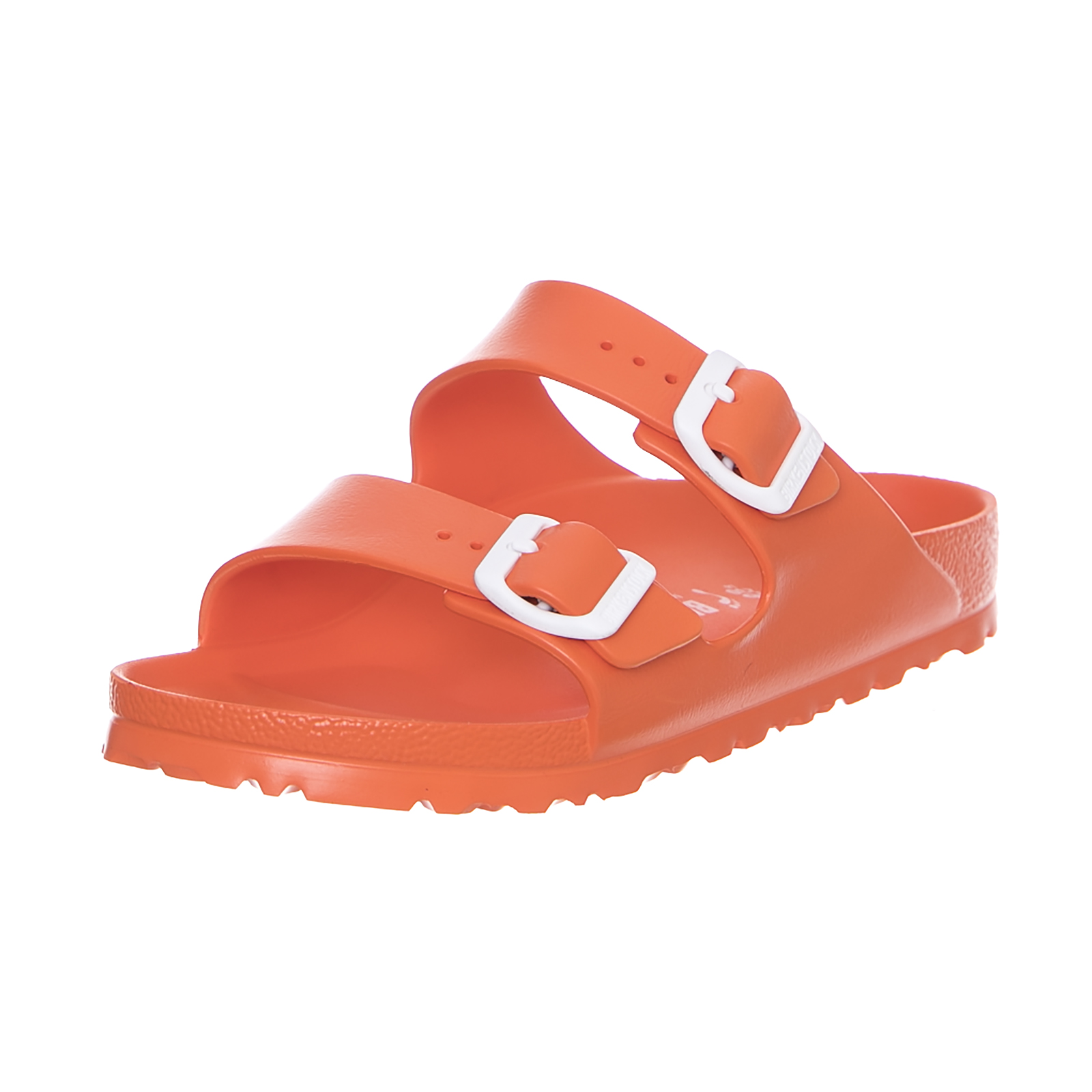 be553476827c4 Birkenstock Sandals Arizona Eva Scuba Coral Narrow Fit Orange