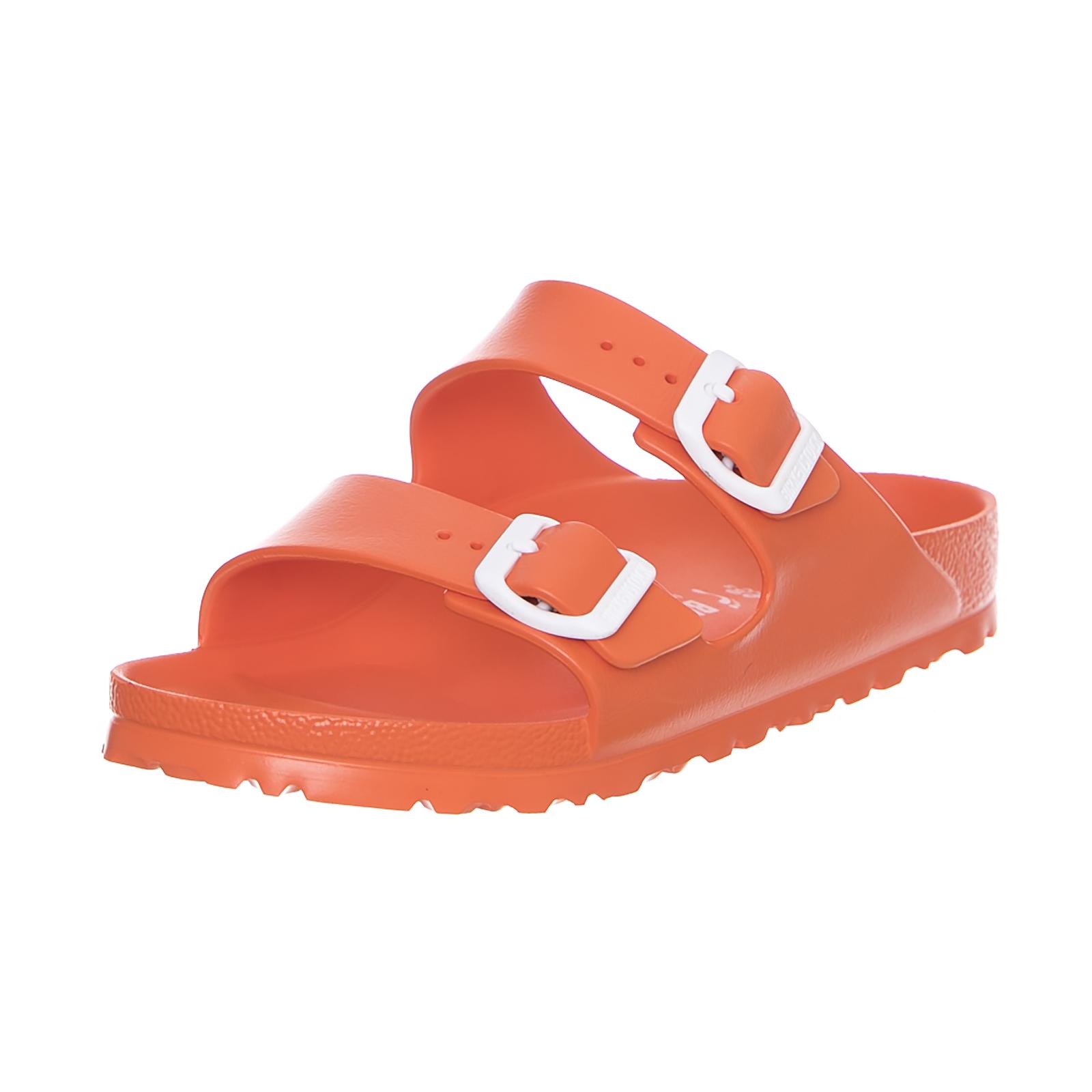 eb40fa87020 Birkenstock Sandals Arizona Eva Scuba Coral Narrow Fit Orange