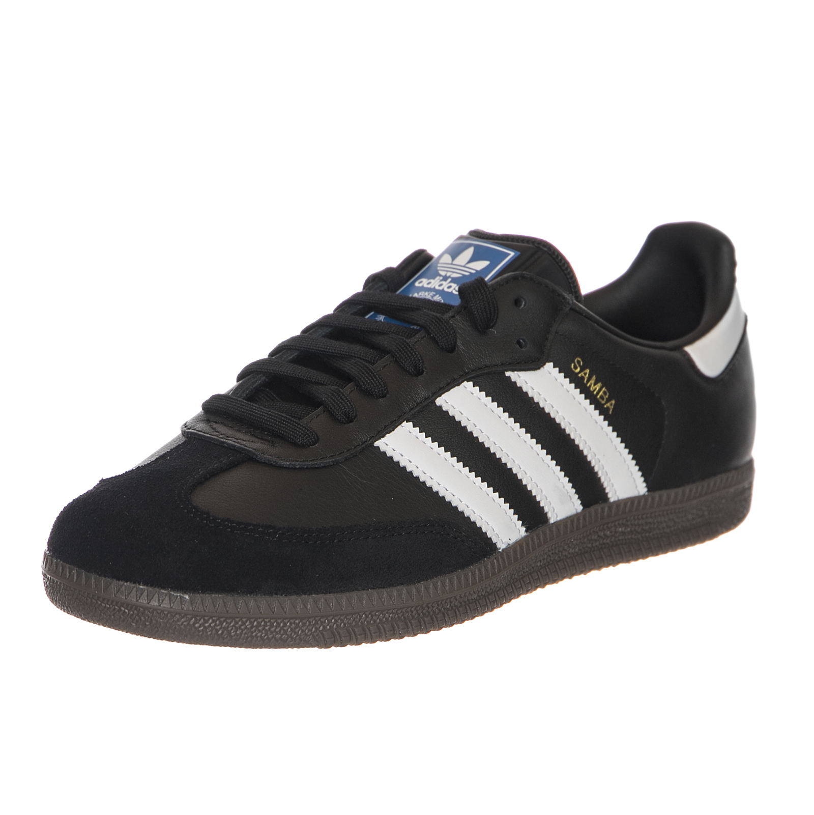 watch 0621e 5266a Adidas Samba Og Cblack Ftwwht Gum5 Nero Nero