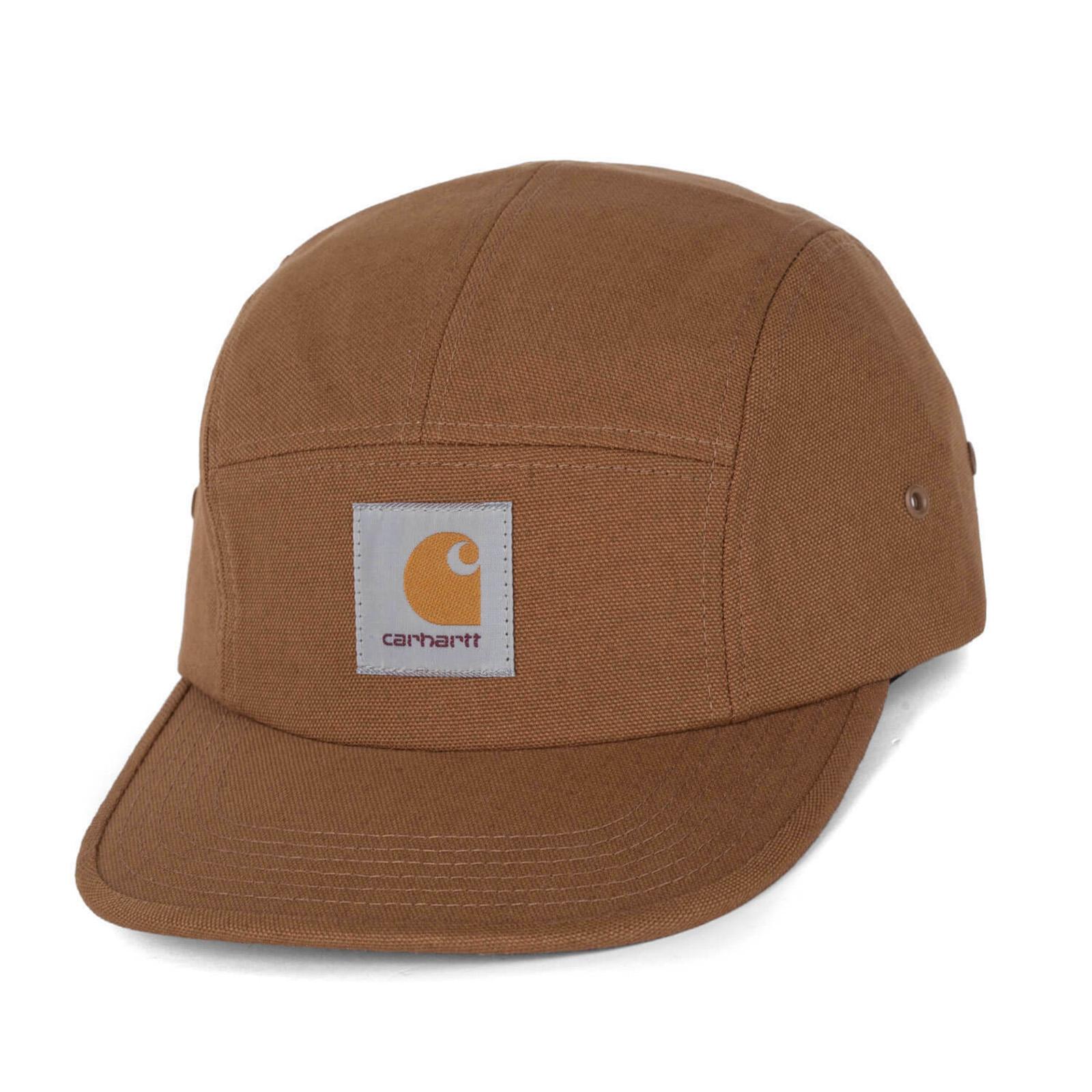 Carhartt Backley Cap Hamilton Brown - Cappellino Con Visiera Marrone ... 4e2f002897e1
