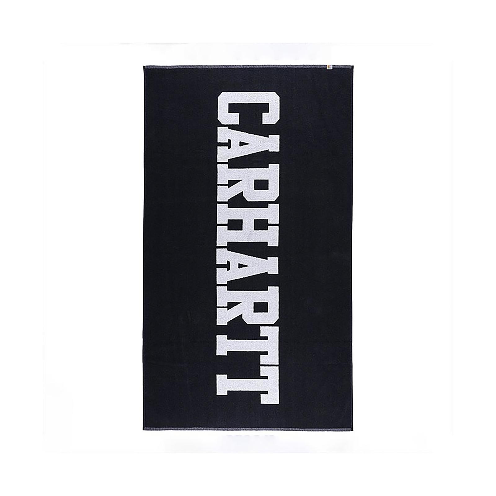 Carhartt Altro College Script Towel Dark Navy / White Blue