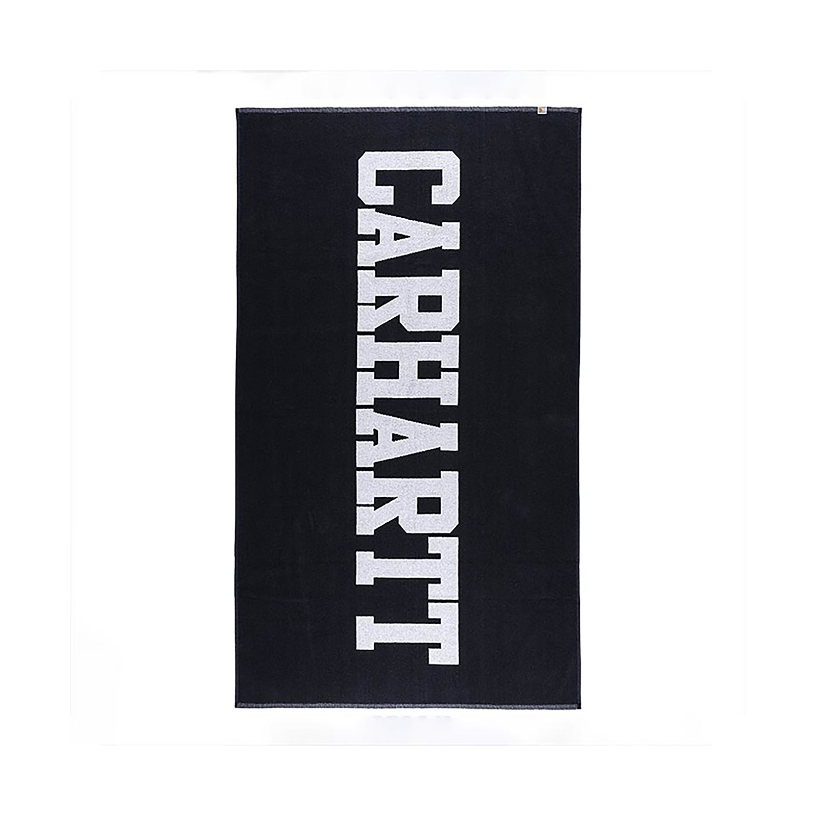 Carhartt Altro College Script Towel Dark Navy   White bluee