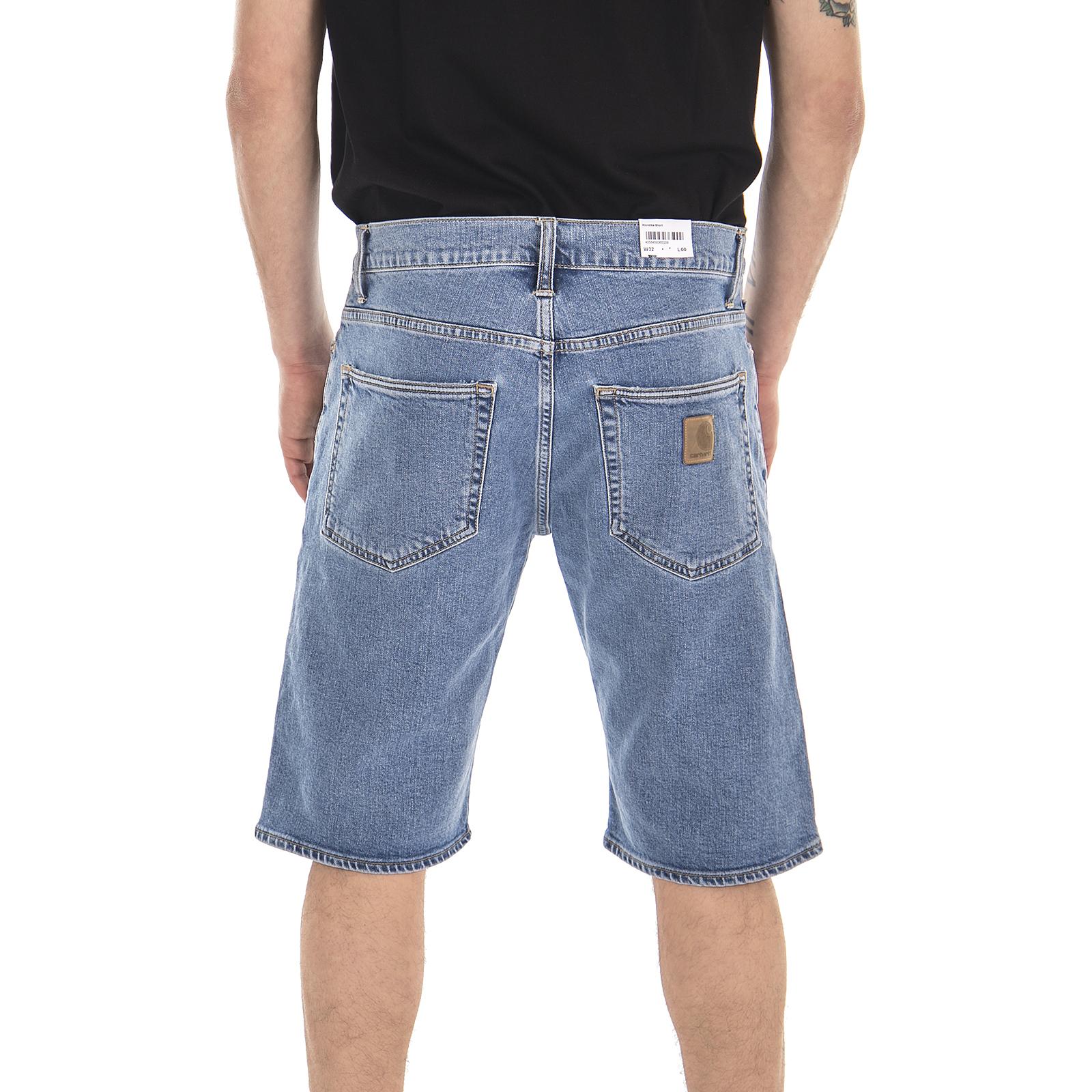 Carhartt Shorts Klondike Short blu blu blu Stoneb blu c5823f