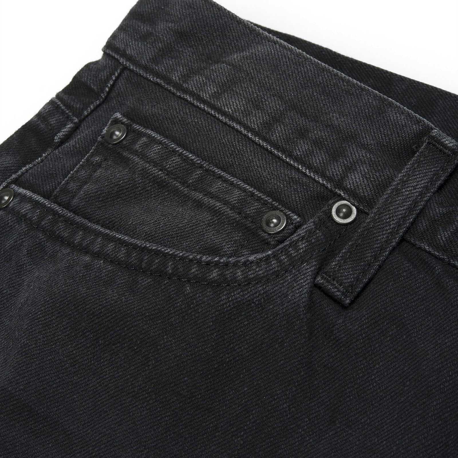 Carhartt Denim W  Page Page Page Carrot Ankle Pant nero 90S Washed Nero e2b9c0
