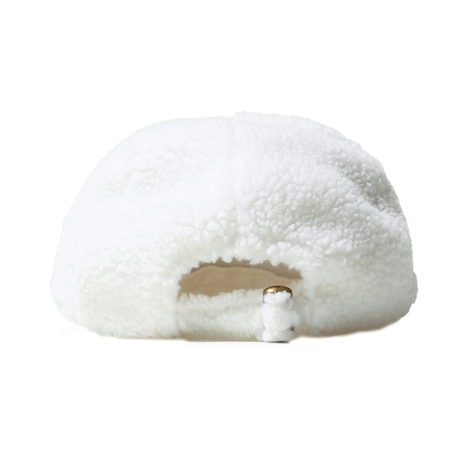 535bbed44fa Carhartt Cappelli Fleece Cap Wax Black White