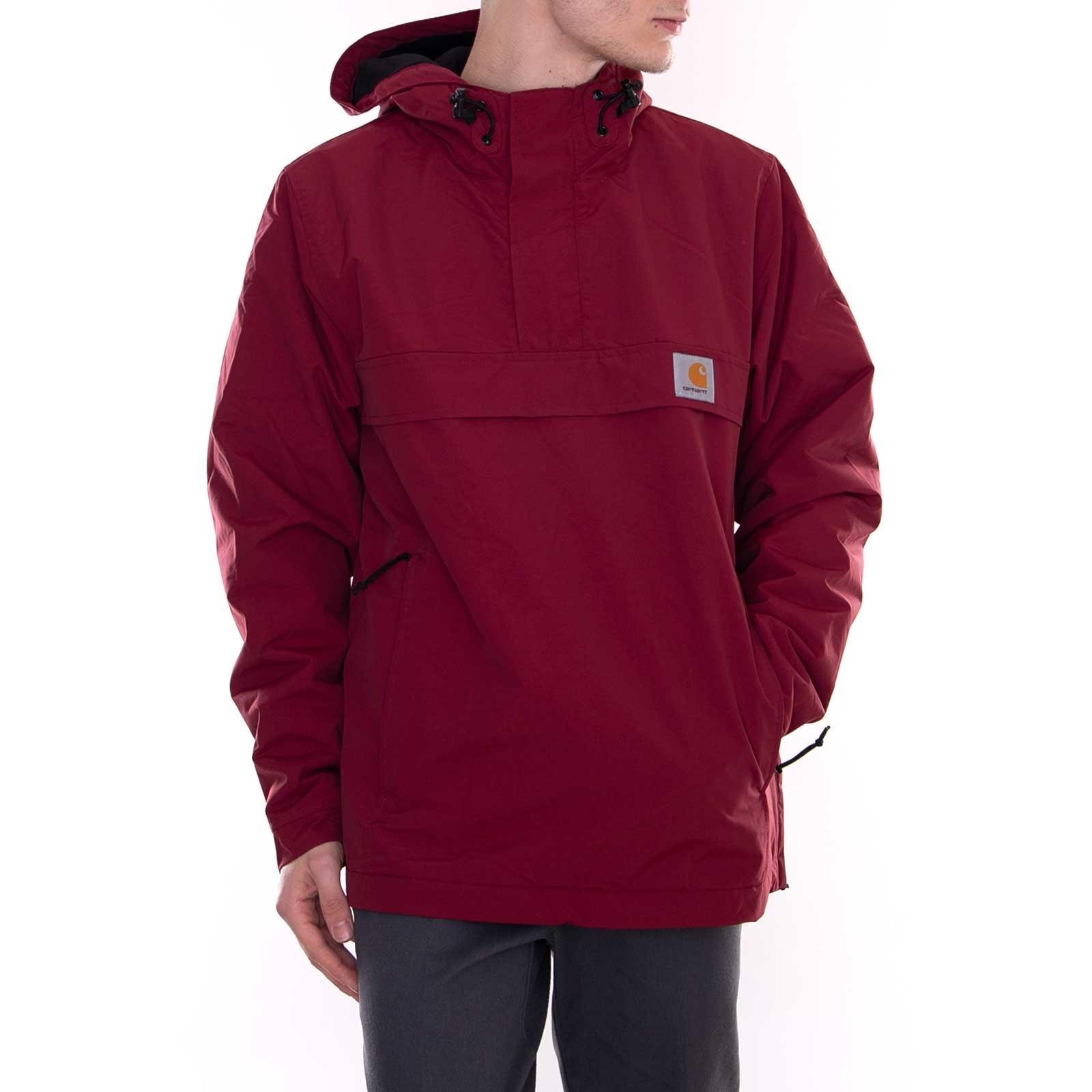 c8ce985893 Carhartt Jackets Nimbus Pullover Mulberry Purple | eBay