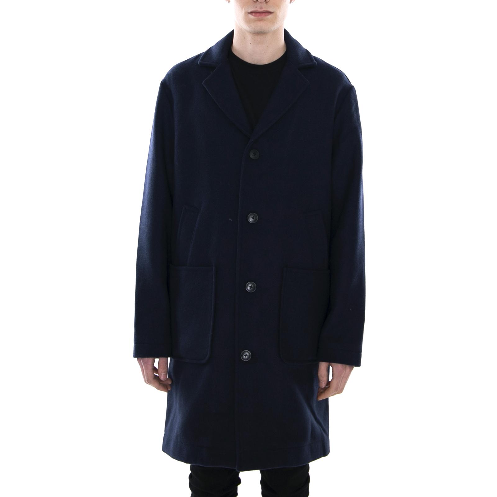 Blue Dark Carhartt Coat Giacche Navy Jenison xzpqP8Y