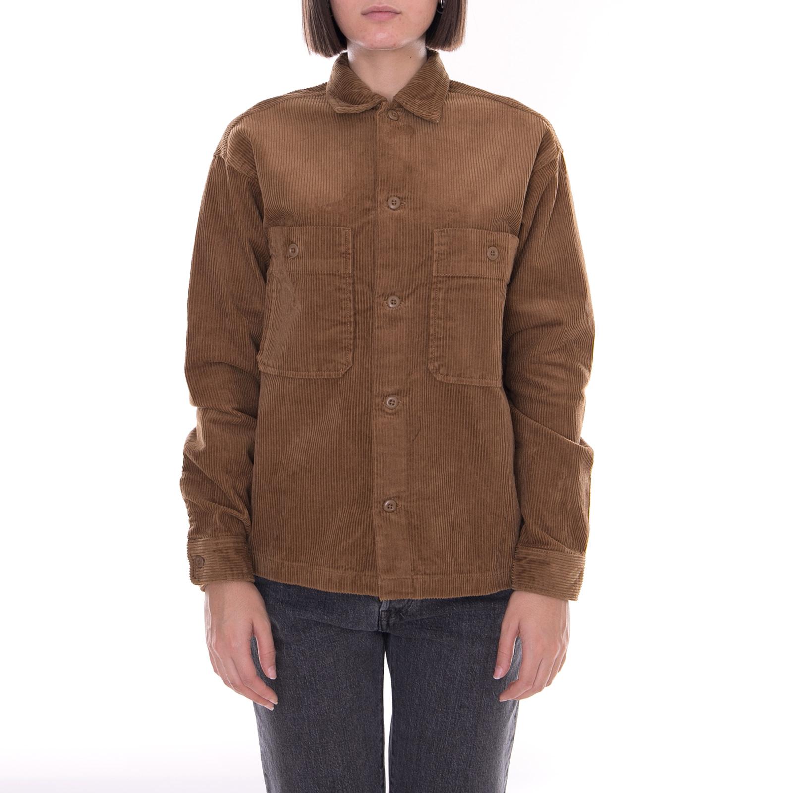Camicie Shirt Marrone Hamilton Brown Carhartt Harlow dEAYqxwnZz