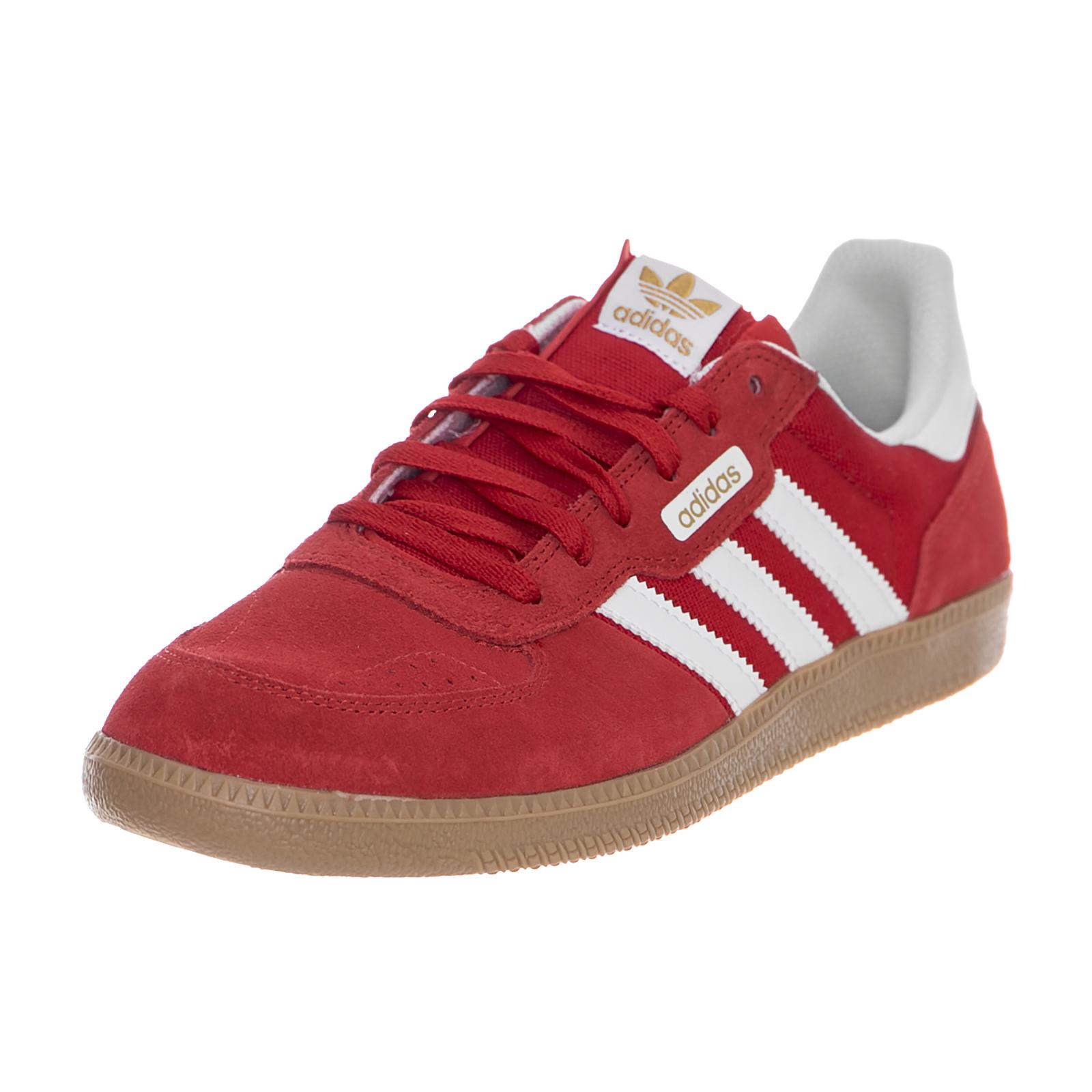 Adidas Zapatillas Leoblack Escarlata   whiteo   Goma red