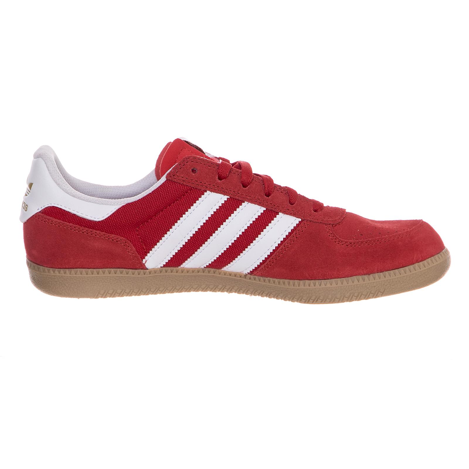 Rosso Leonero White Gum Adidas Scarlet Sneakers 7pqxH8U