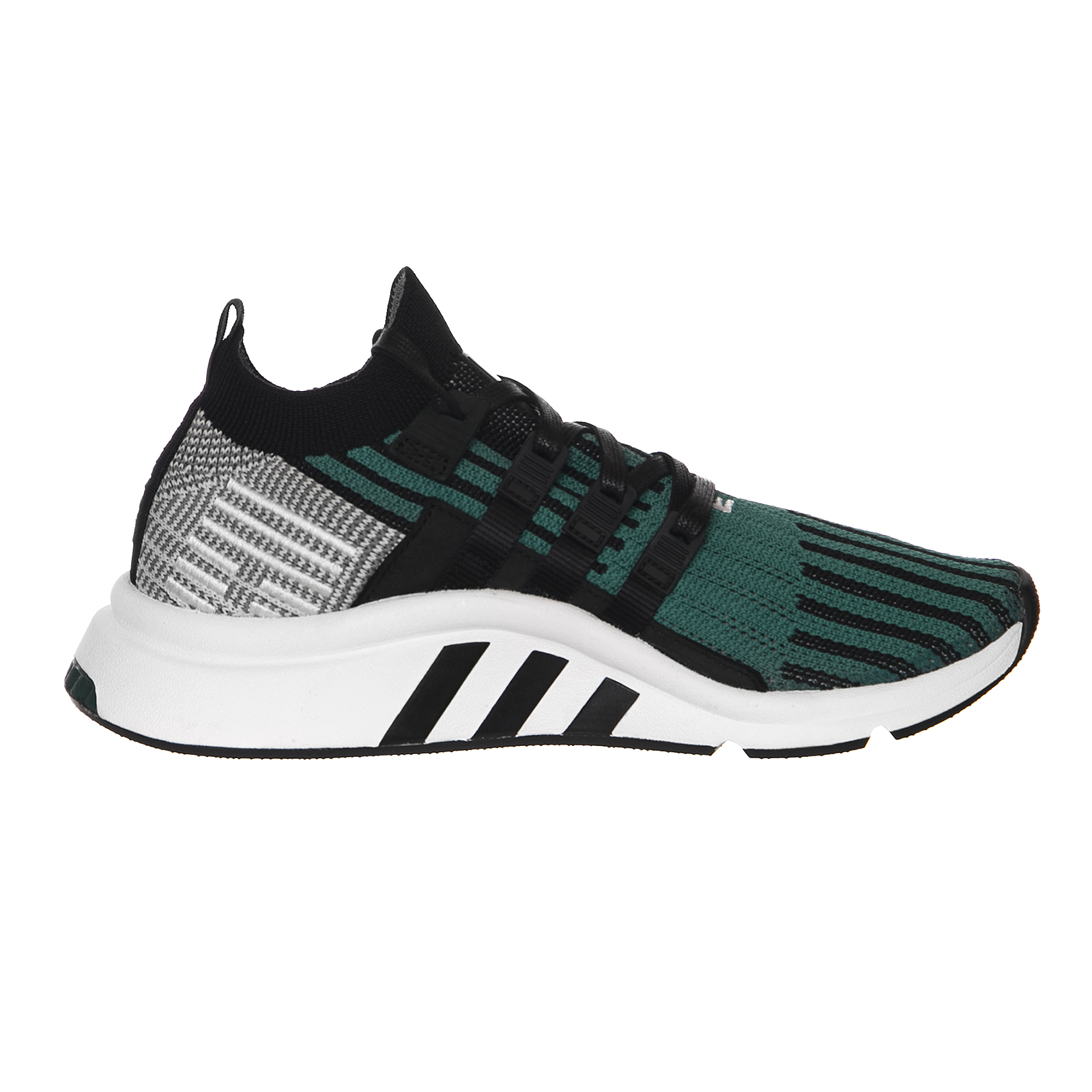 reputable site d6ceb 67b5d ... Picture 2 of 6 Picture 3 of 6 Picture 4 of 6. 3. Adidas Sneakers Eqt  Support Mid Adv Black  Black  Green Black