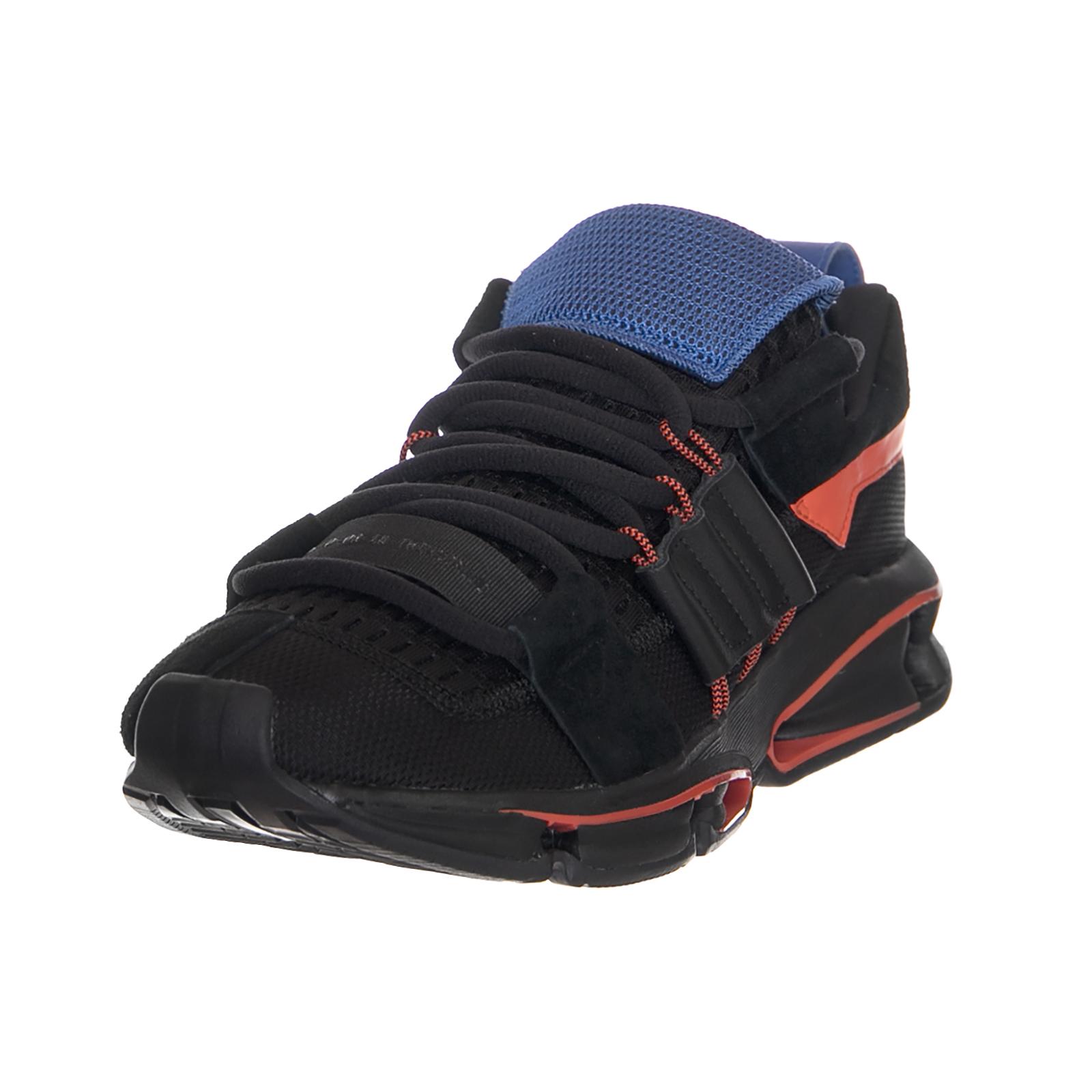 Details zu Adidas Turnschuhe Twinstrike Adv Black Blau Red Schwarz