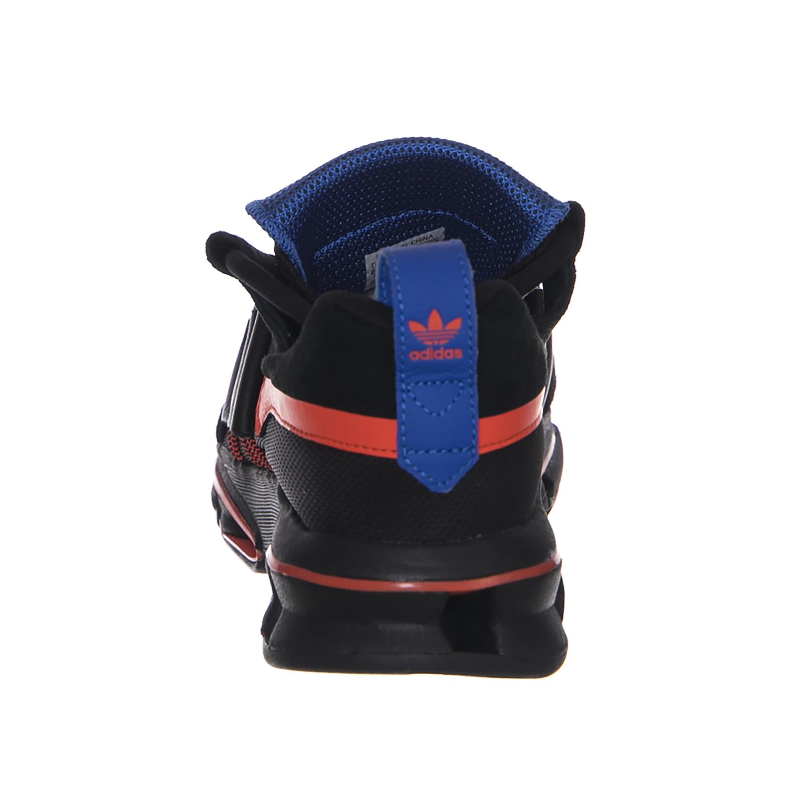 Adidas   Twinstrike Nero / / Blu / / Rosso Nero Avanzati 645b2b