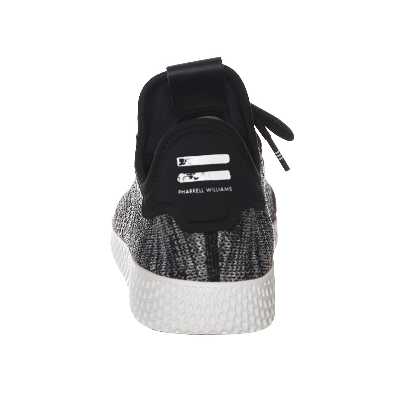Adidas Baskets Pw Tennis Blanc Hu Pk Blanc Tennis / Black Noir 1acb10