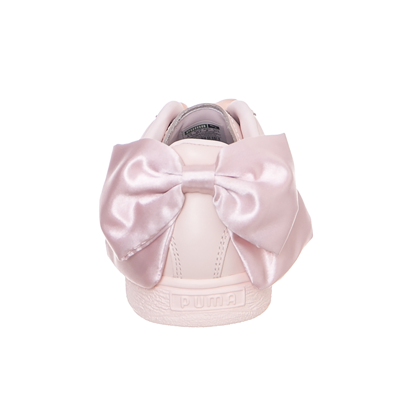 Puma Sneakers Basket Basket Basket Bow Wn S Pearl-Pearl Pink 0aa2a2