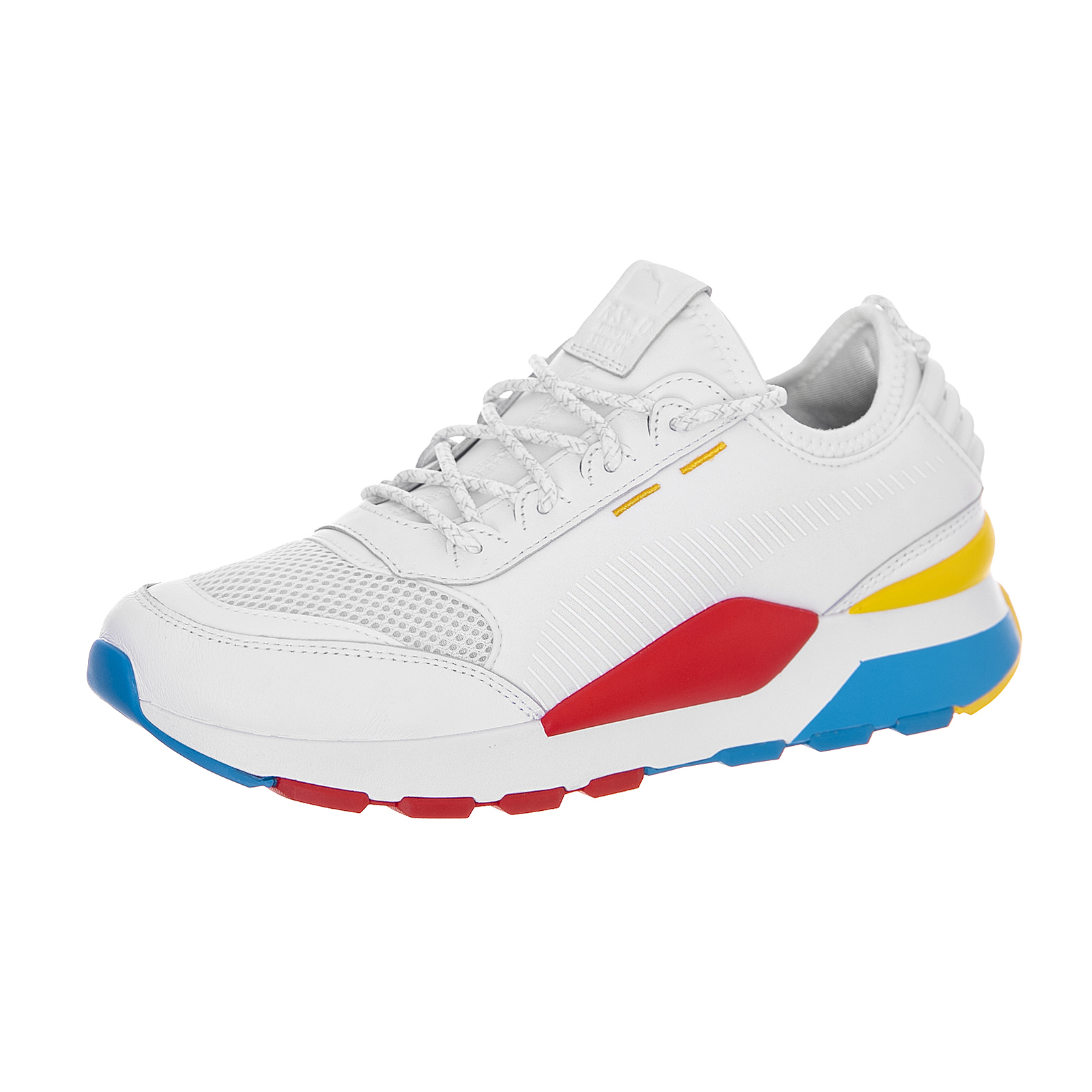 Puma Sneakers Rs-0 Play Puma blanc-Hawaiian Ocean Bianco