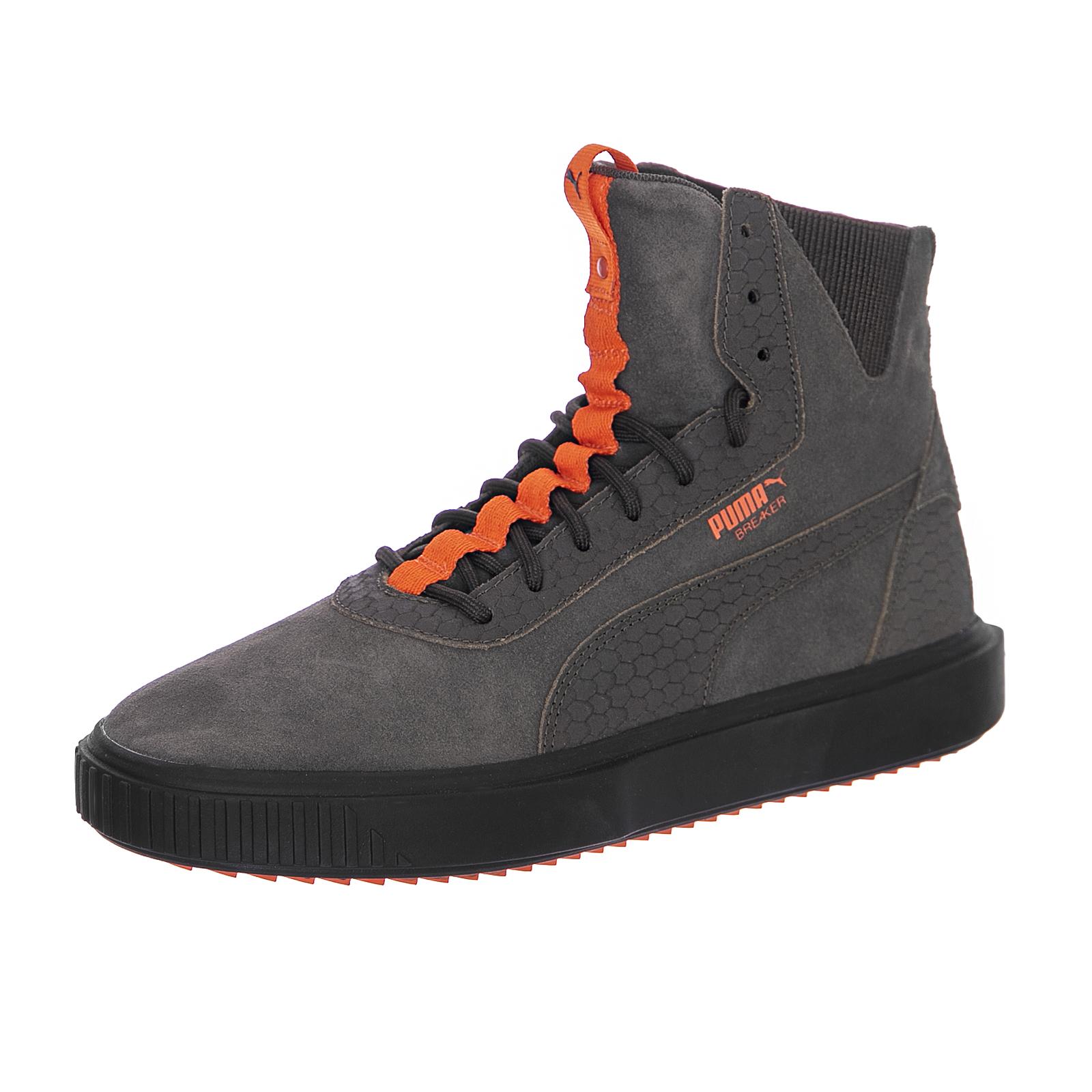 21f5f7f44d51 Puma Sneakers puma Breaker Hi Fof Forest Night-Puma Black Green