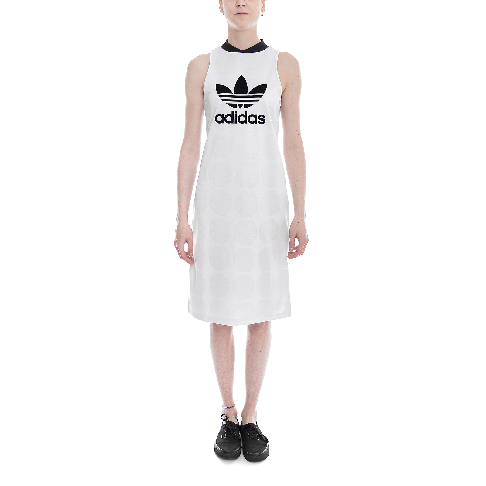 Abito da Donna adidas Originals FSH L Dress Ce3722 40  2afa66d2c99