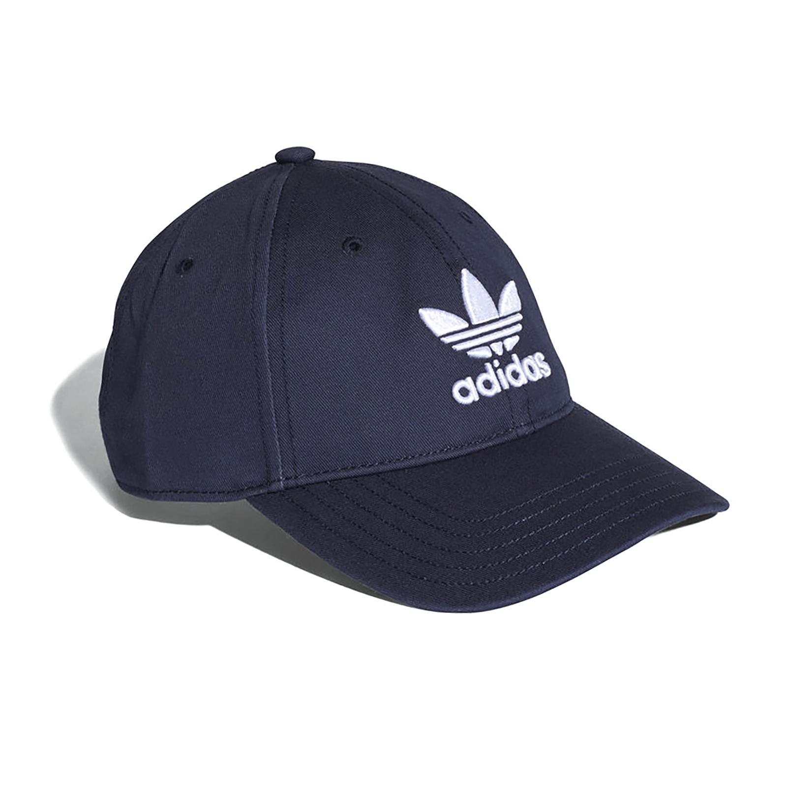 3d596771a49 Adidas Cappelli Trefoil Cap Collegiate Navy White Blue