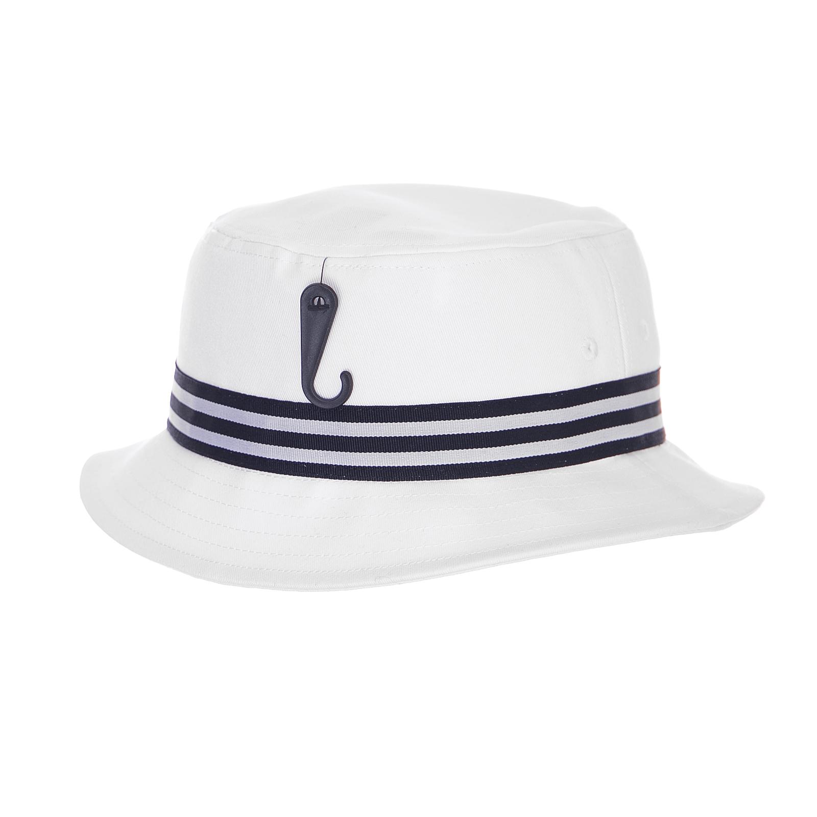 Il miglior posto nuovi prodotti per autentica di fabbrica ADIDAS CAPPELLI BUCKET Hat Ac White Black Bianco