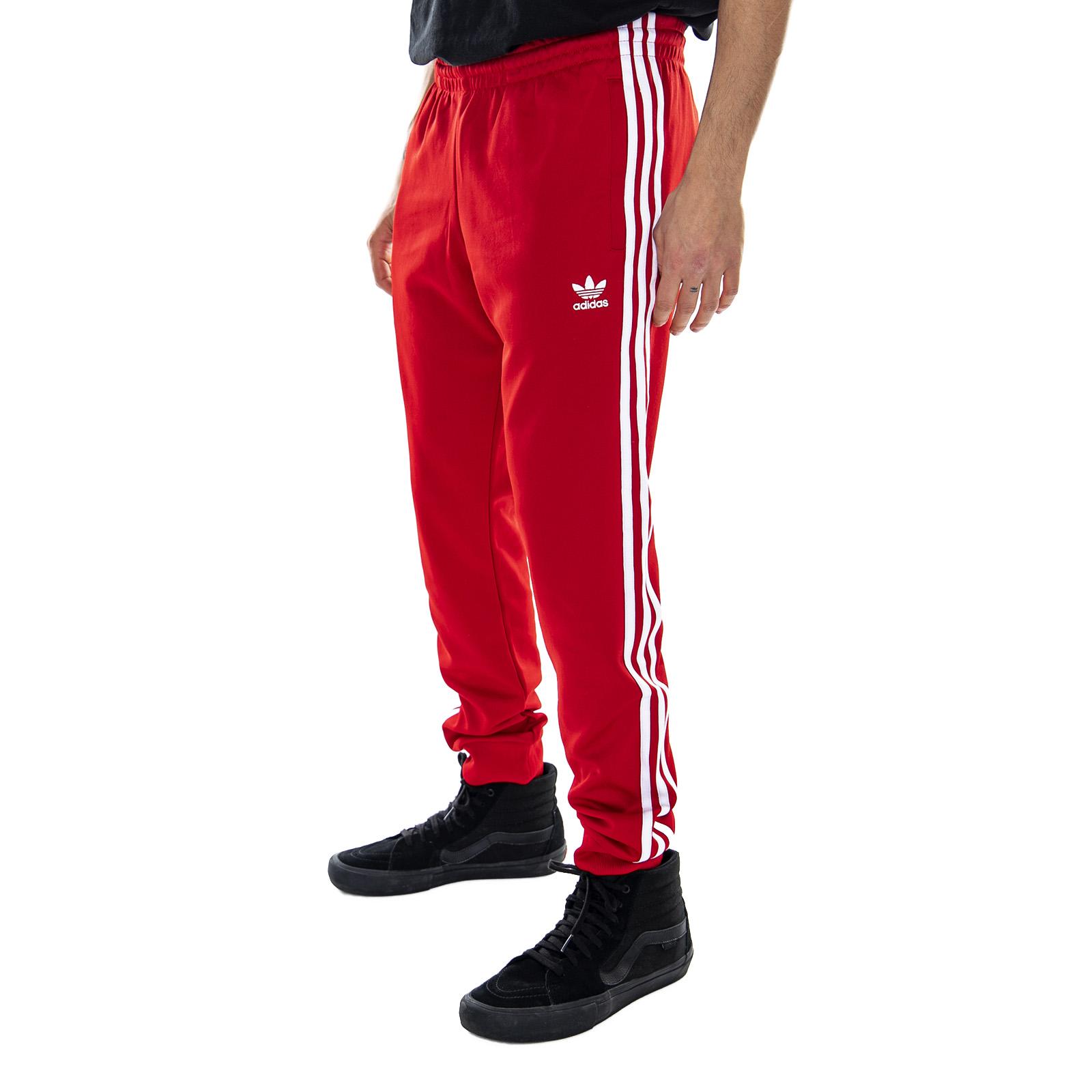 Adidas Pantalones Rojas Hombre Mujer Ninos Envio Gratis Y Entrega Rapida Ahorros Garantizados Y Stock Permanente