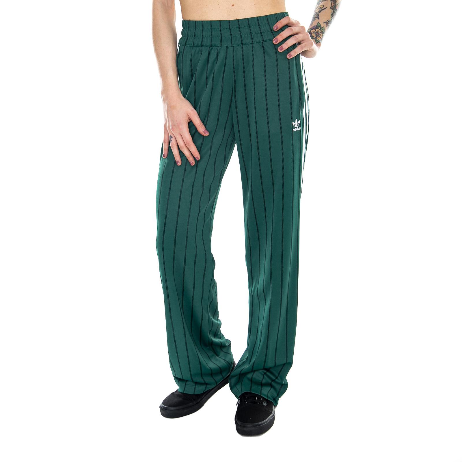 Dettagli su Adidas Track Pants - Collegiate Green - Pantaloni Donna Verde