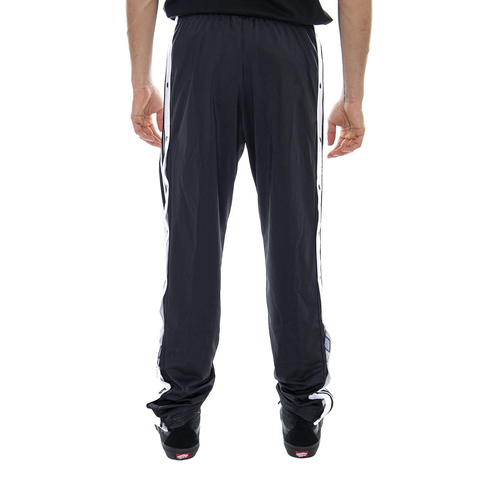 Pants Black Uomo Track Nero Adibreak Sportivi Adidas Pantaloni 8N0XnOkwP