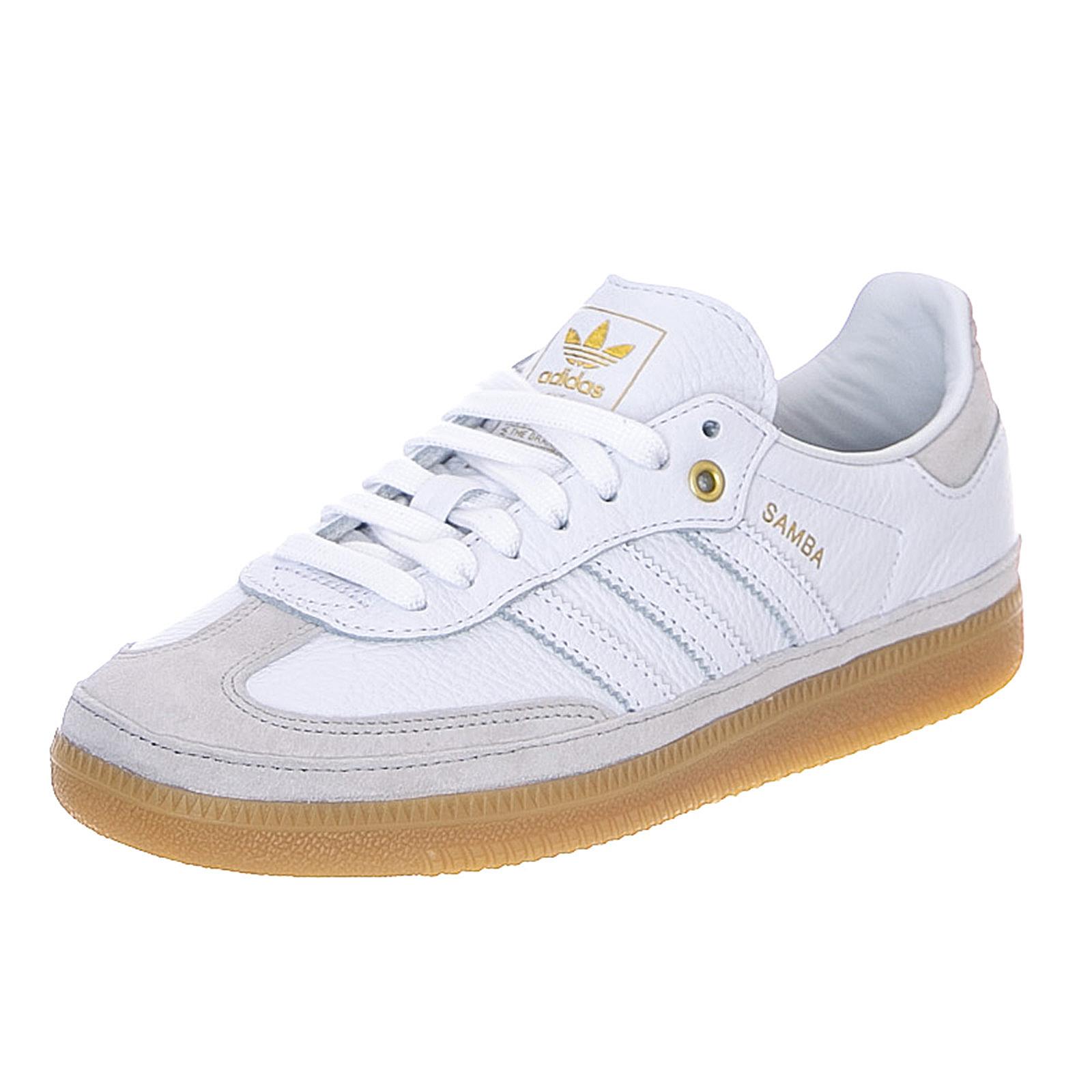 a4c22aba293 Adidas Samba Og W Relay - White - Sneakers Lace-up Man Woman White ...