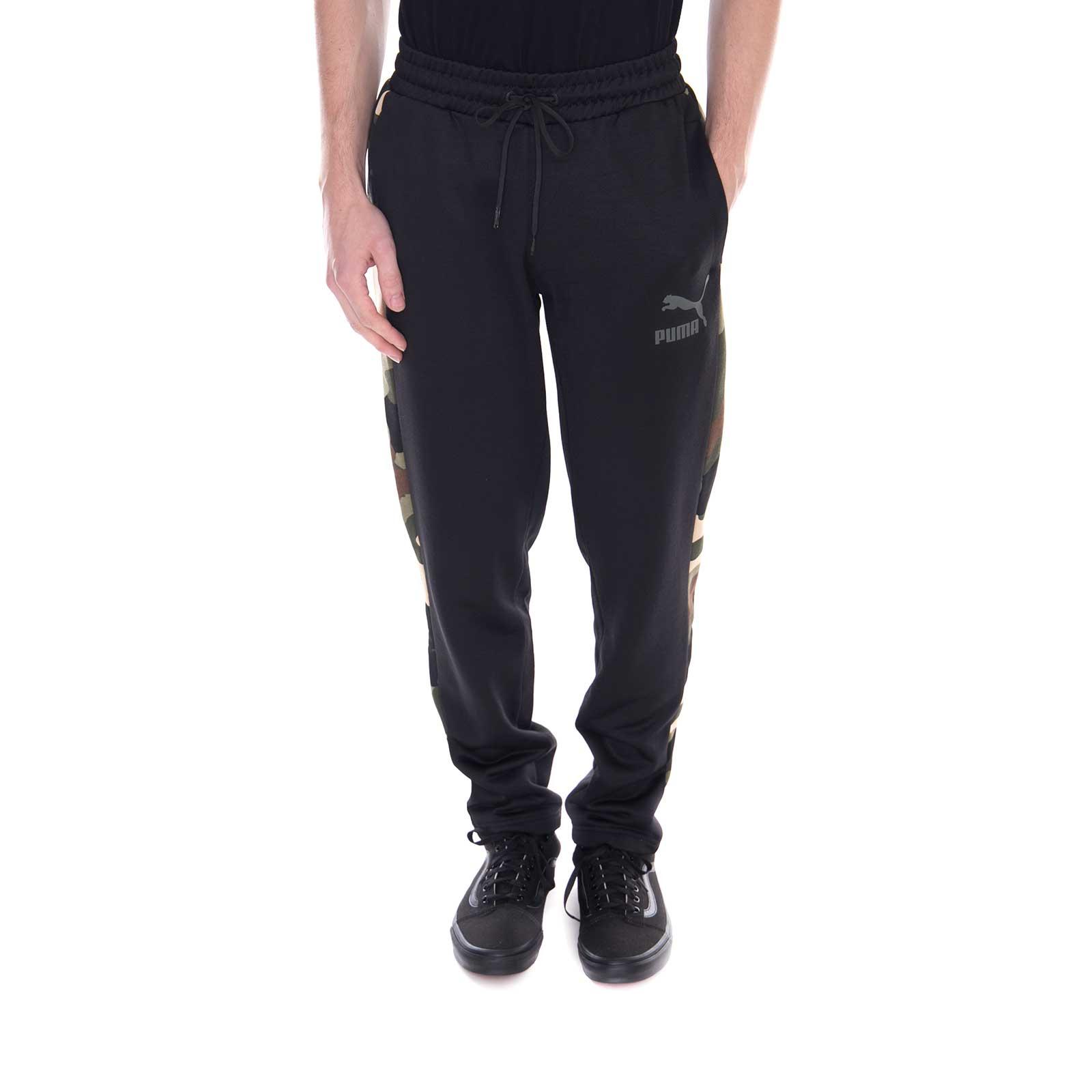 Pantaloni Puma Uomo | Ferrari T7 Track Pants Puma Black