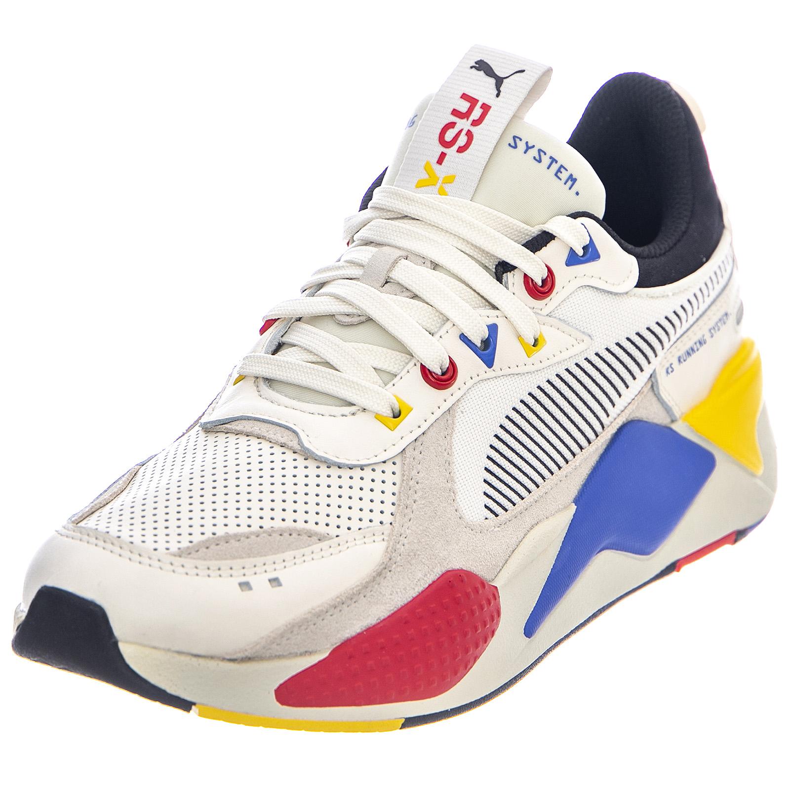 puma sneakers uomo basse